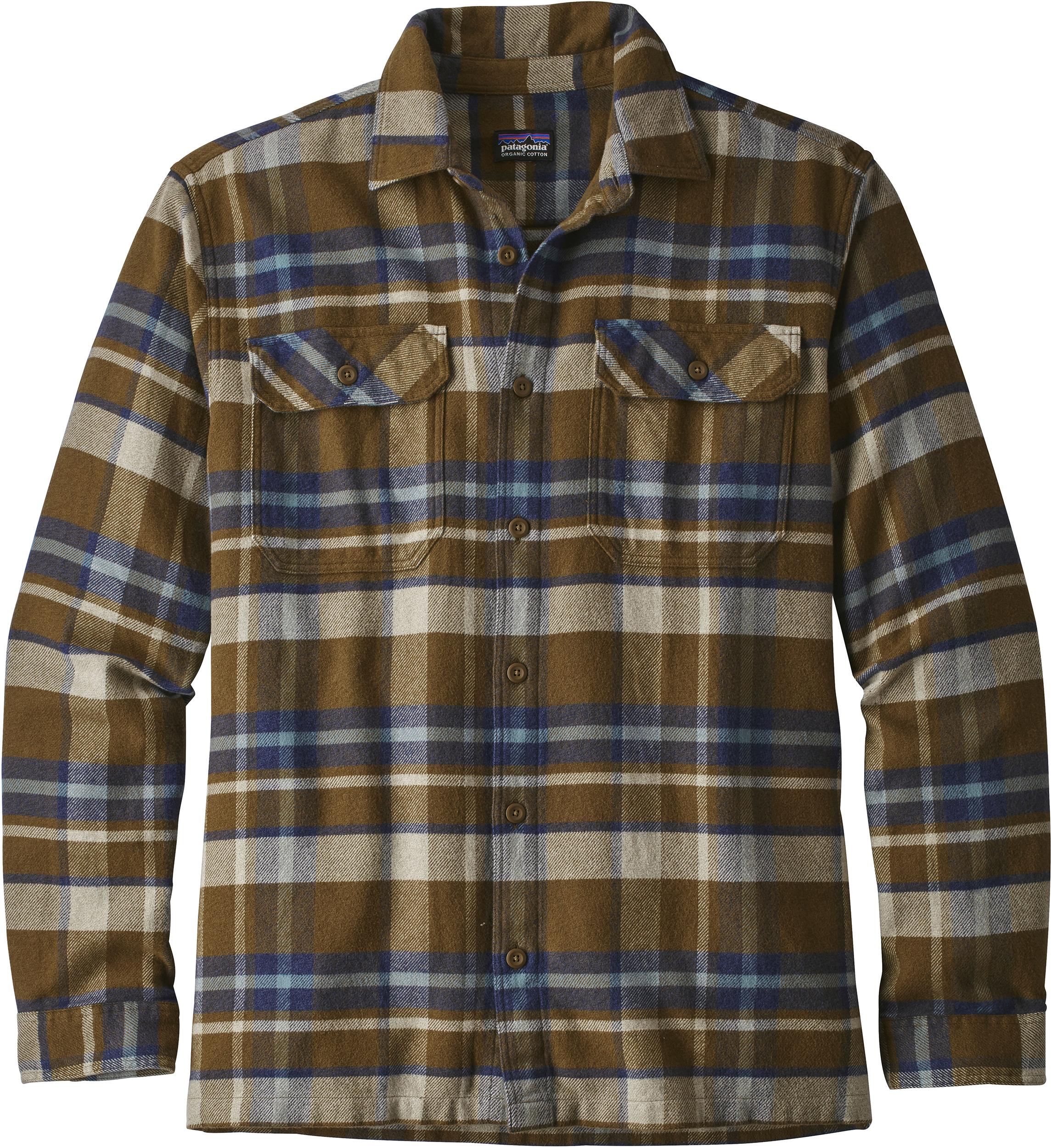 01a7eb2af5ff Patagonia Fjord Flannel Shirt - Men s