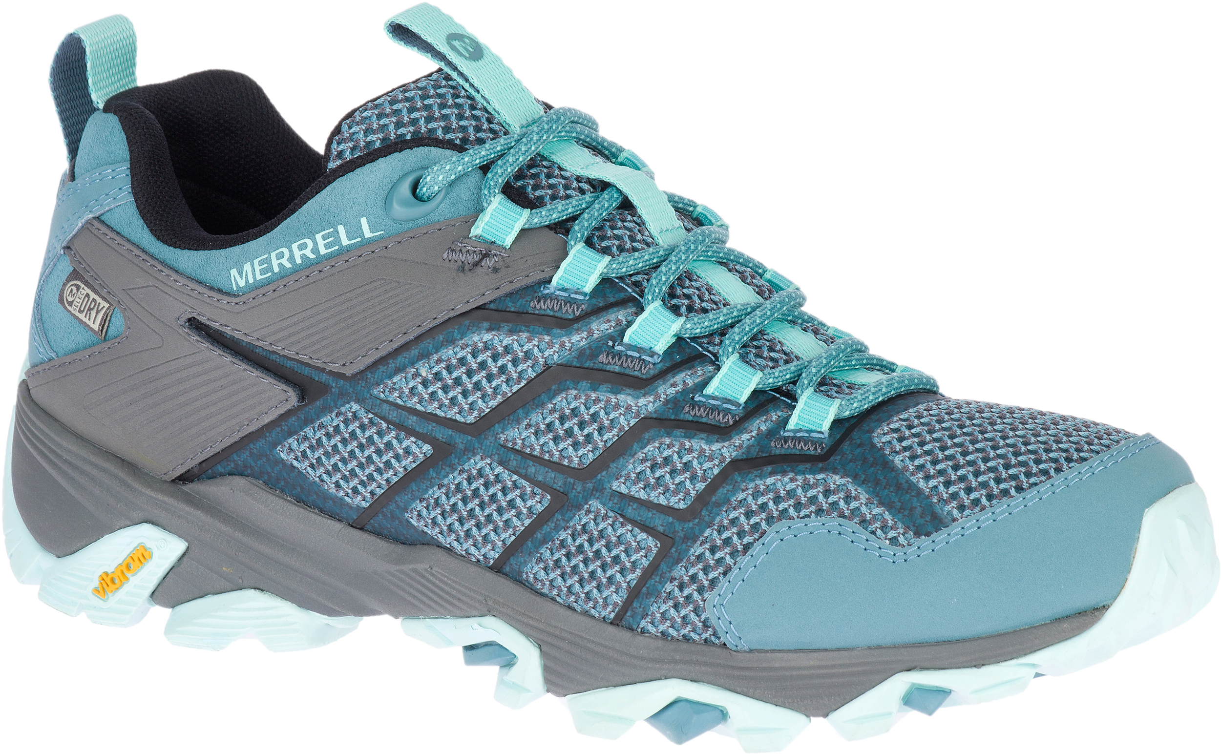 06296ab273d Merrell Moab FST II Waterproof Light Trail Shoes - Women's