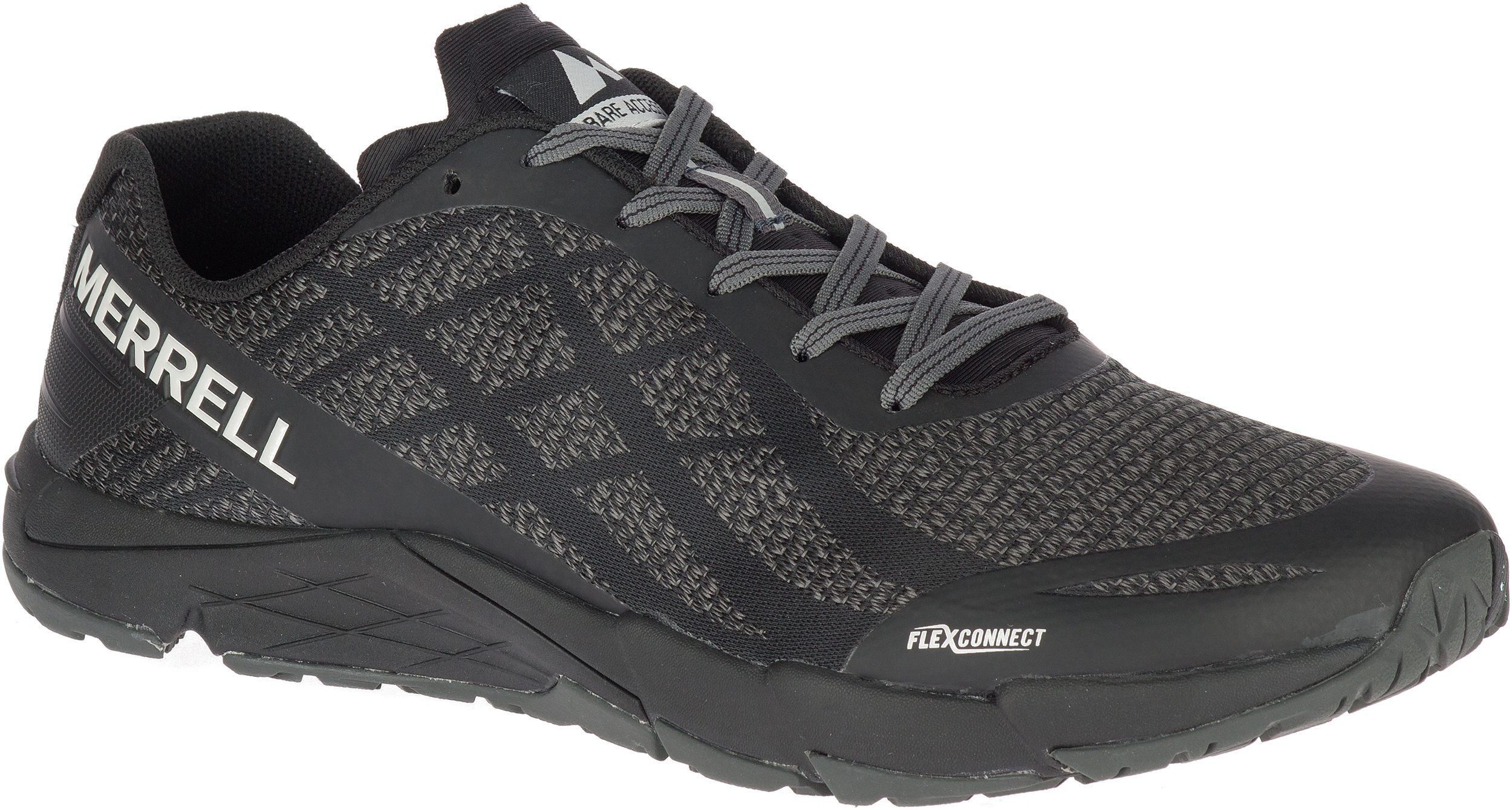 3504b86b29f68 Merrell Bare Access Flex Shield Trail Running Shoes - Men's