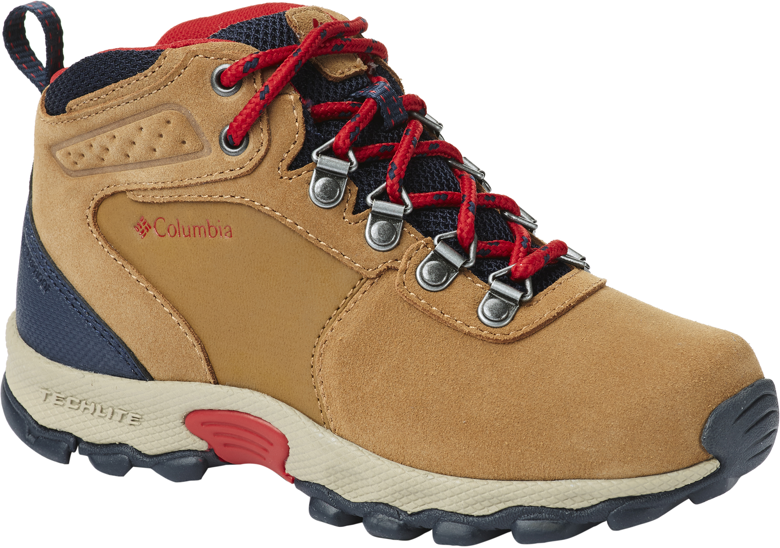 Columbia Newton Ridge Suede Boots