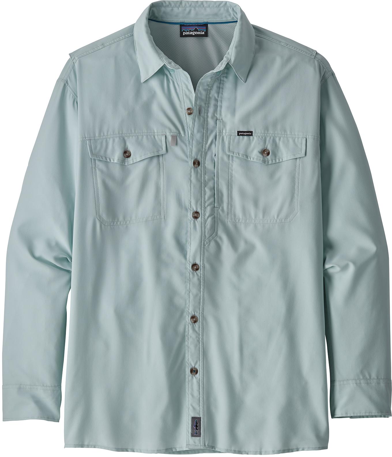 Patagonia Sol Patrol II Long Sleeve Shirt - Men s 5bd15d98c