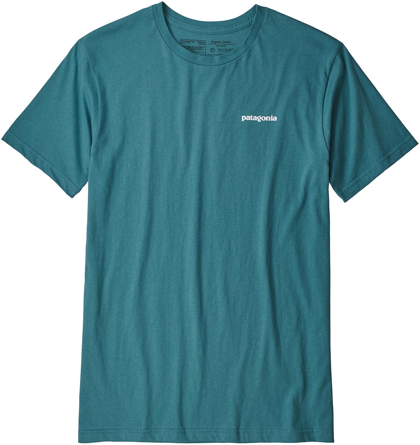 14febb1abb206 Patagonia P-6 Logo Organic T-Shirt - Men s
