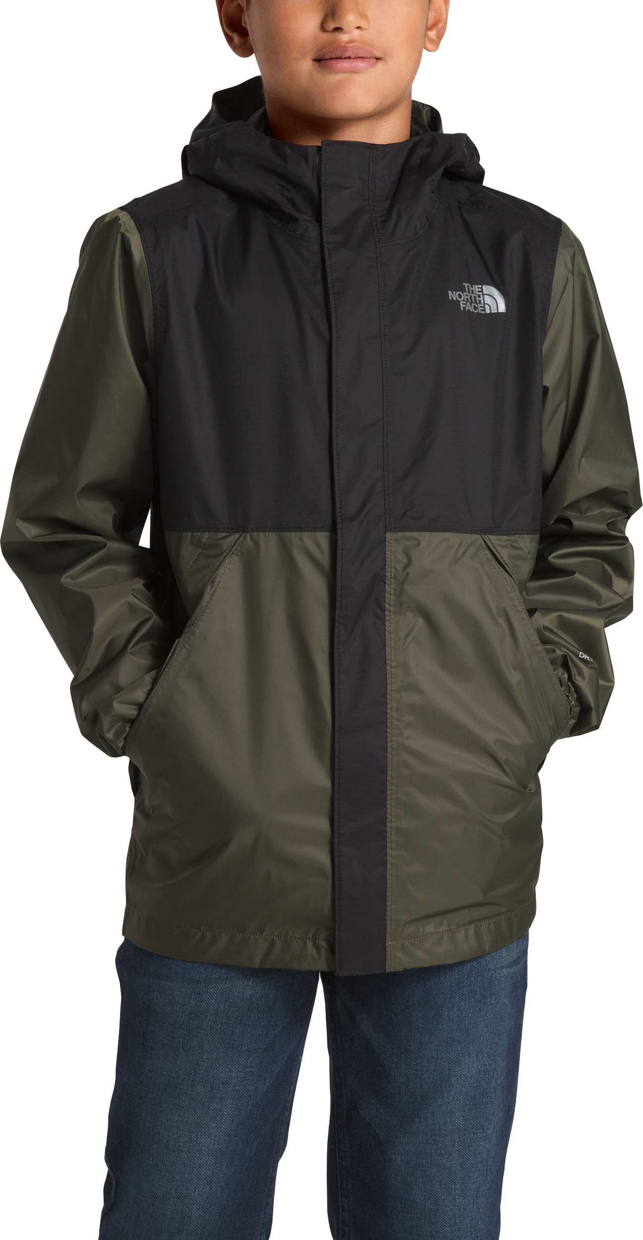 e7c3450d4 The North Face Stormy Rain Triclimate - Boys' - Youths