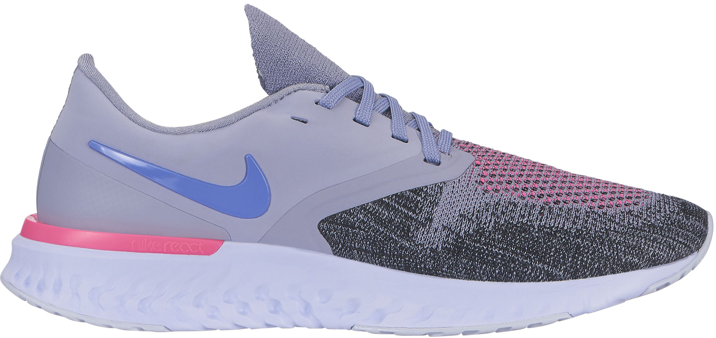the latest 72d98 602f1 Nike Odyssey React Flyknit 2 Road Running Shoes - Women's