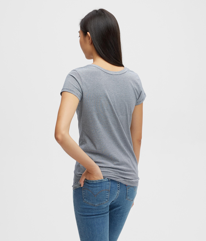 Shirt Femmes Biologique En Coton De T Mec 8nOkPNX0w