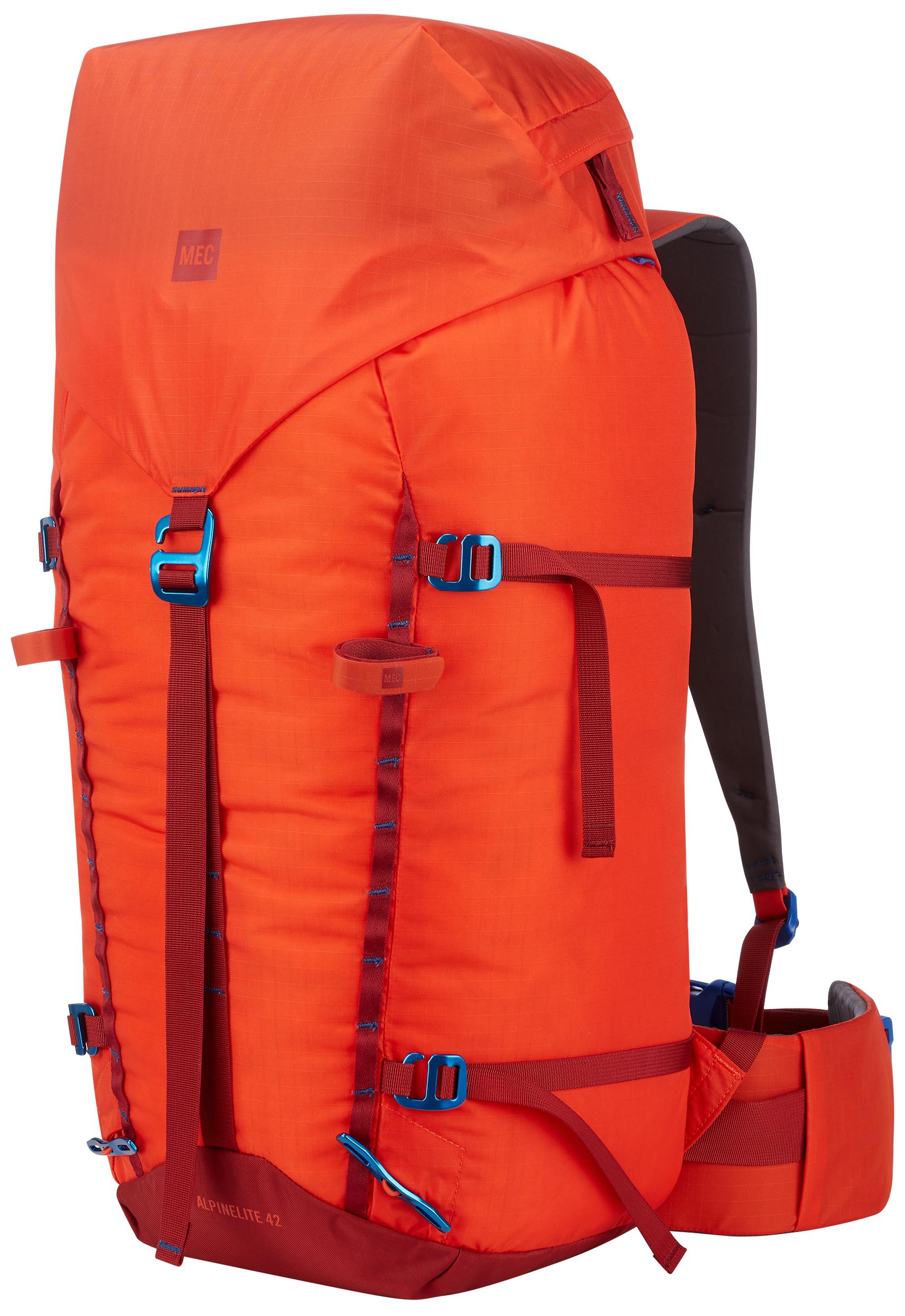 3395de19f341 MEC AlpineLite 42 Backpack - Unisex