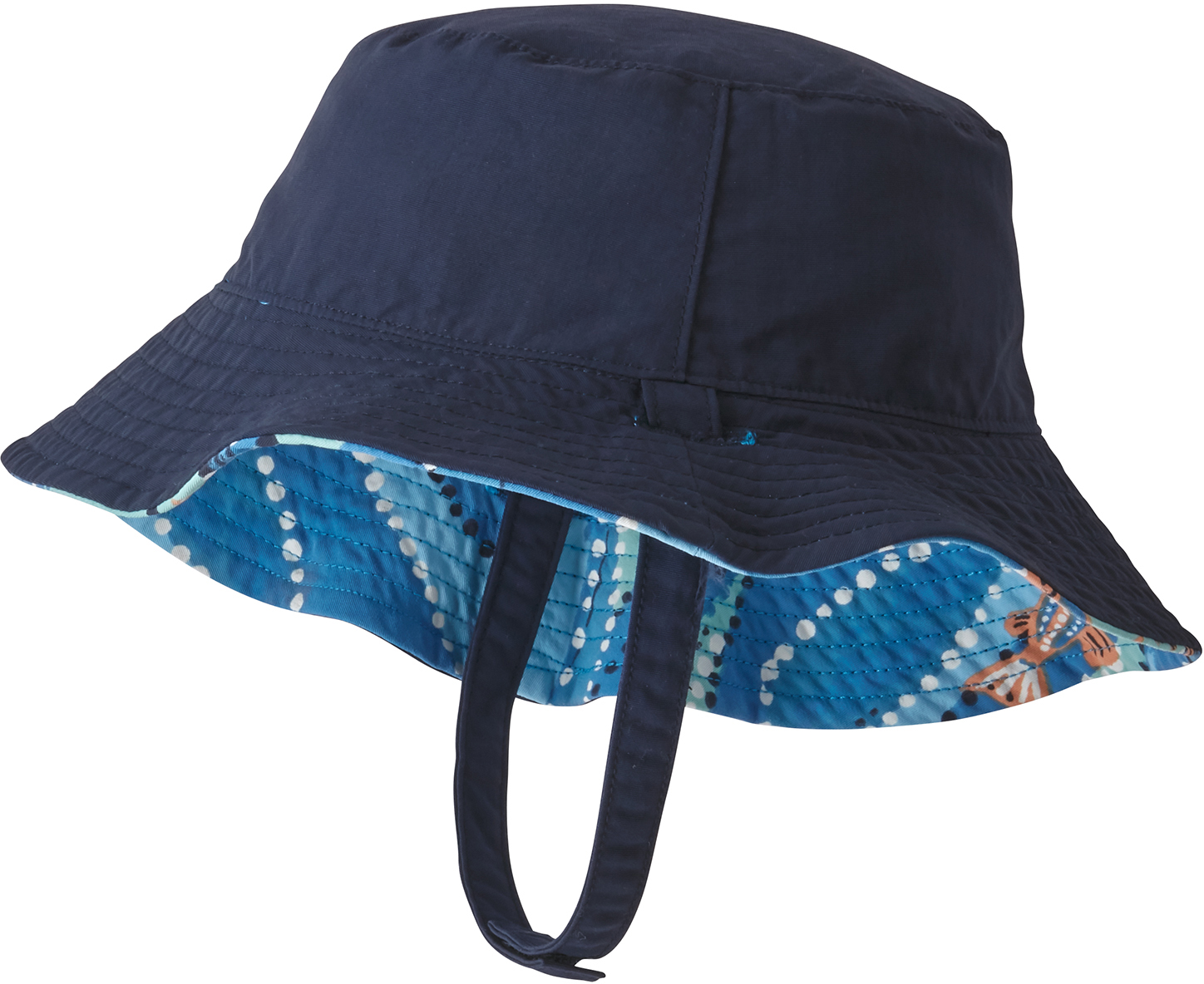 f78c9a68323d6 Patagonia Baby Sun Bucket Hat - Infants to Children