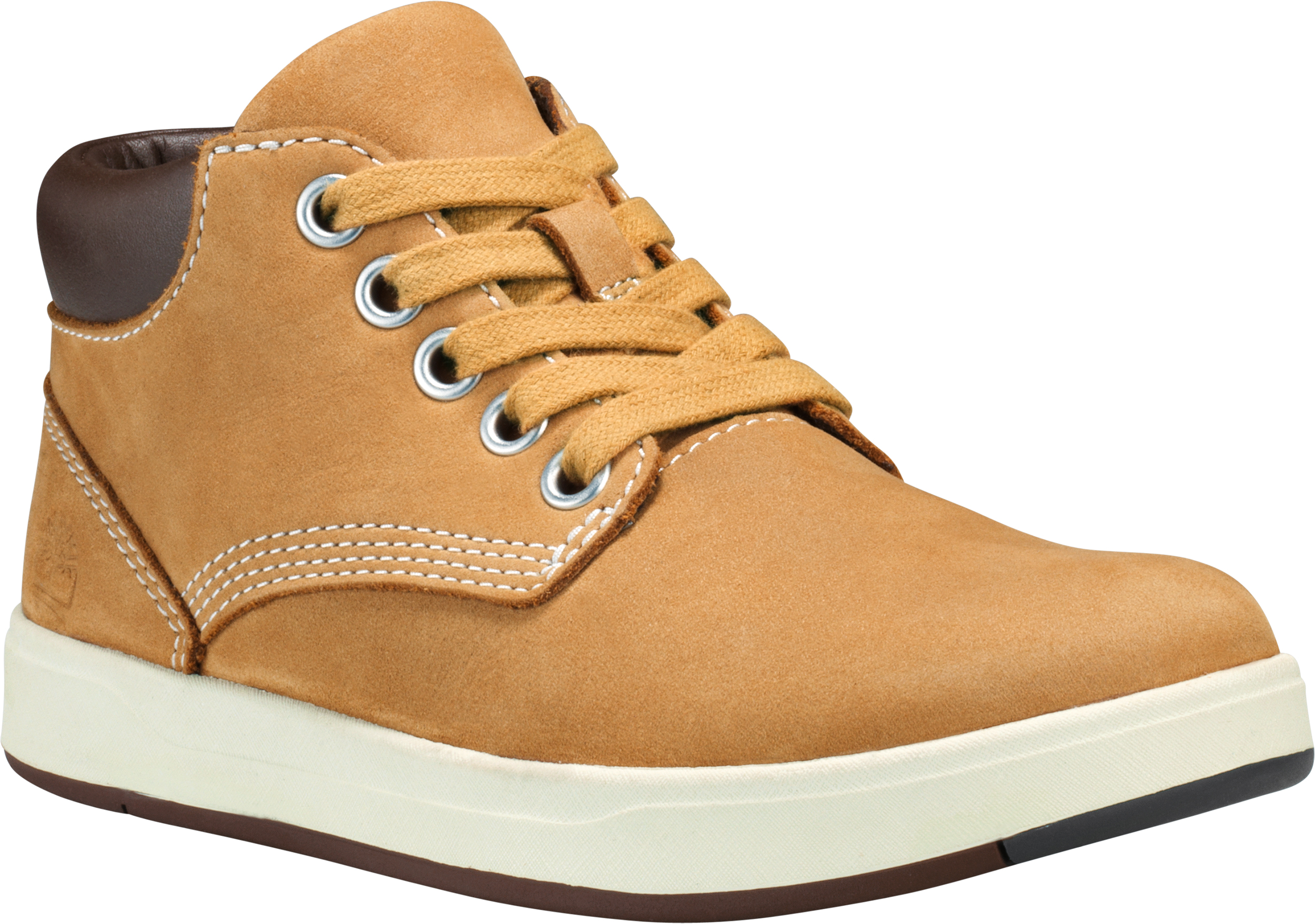 a4083fef456 Timberland Davis Square Leather Chukka - Children to Youths   MEC