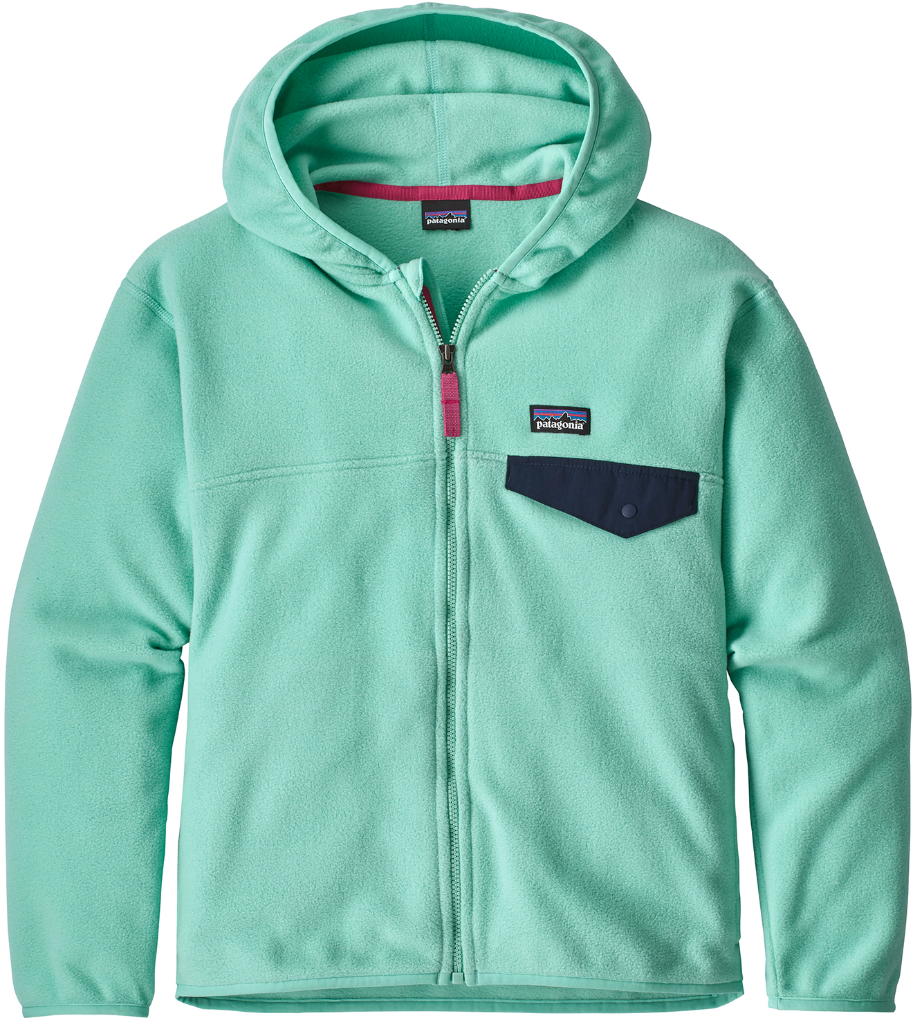 e706a2a31fcb Patagonia Micro D Snap T Jacket - Girls  - Youths