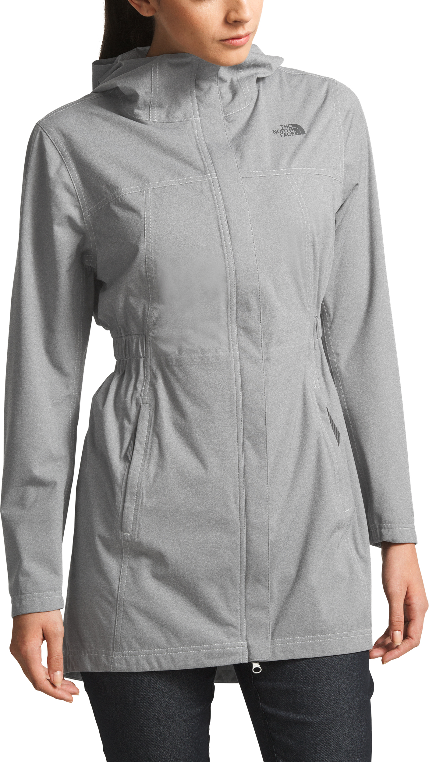 search for newest brand quality classic styles The North Face AllProof Stretch Long Rain Jacket - Women's