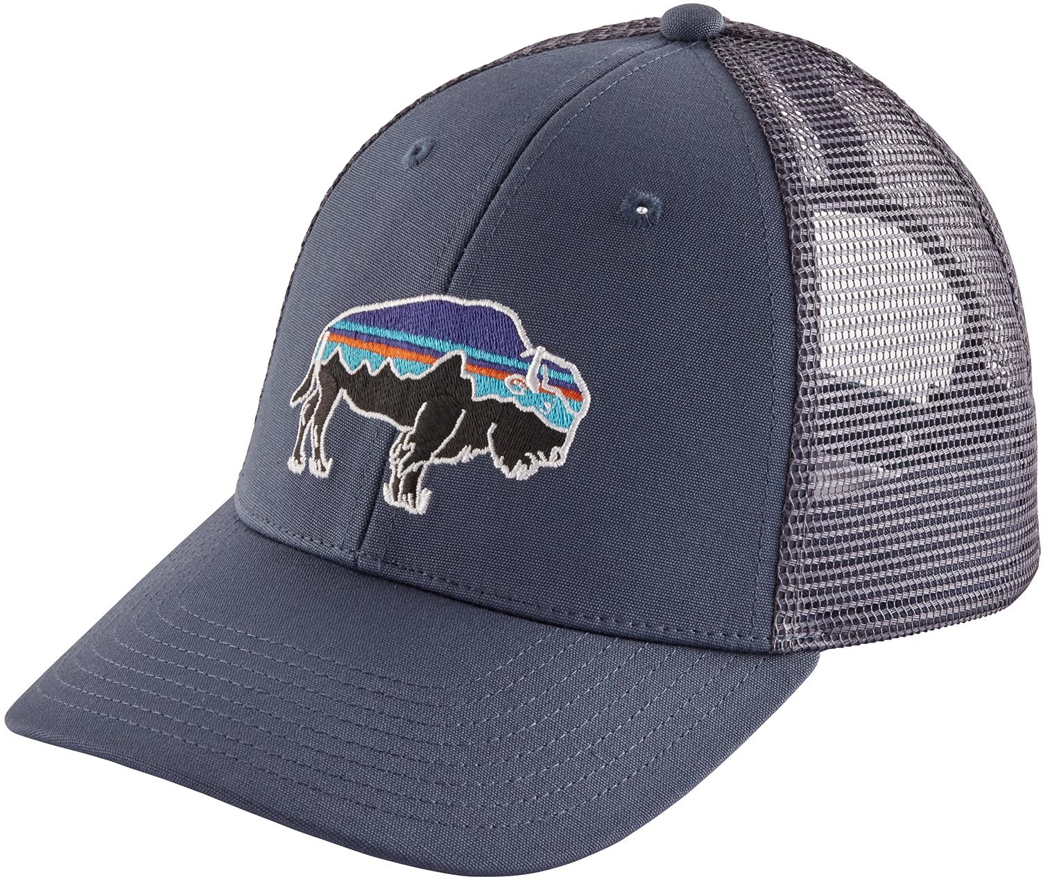 c86b2663 Patagonia Fitz Roy Bison LoPro Trucker Hat - Unisex | MEC