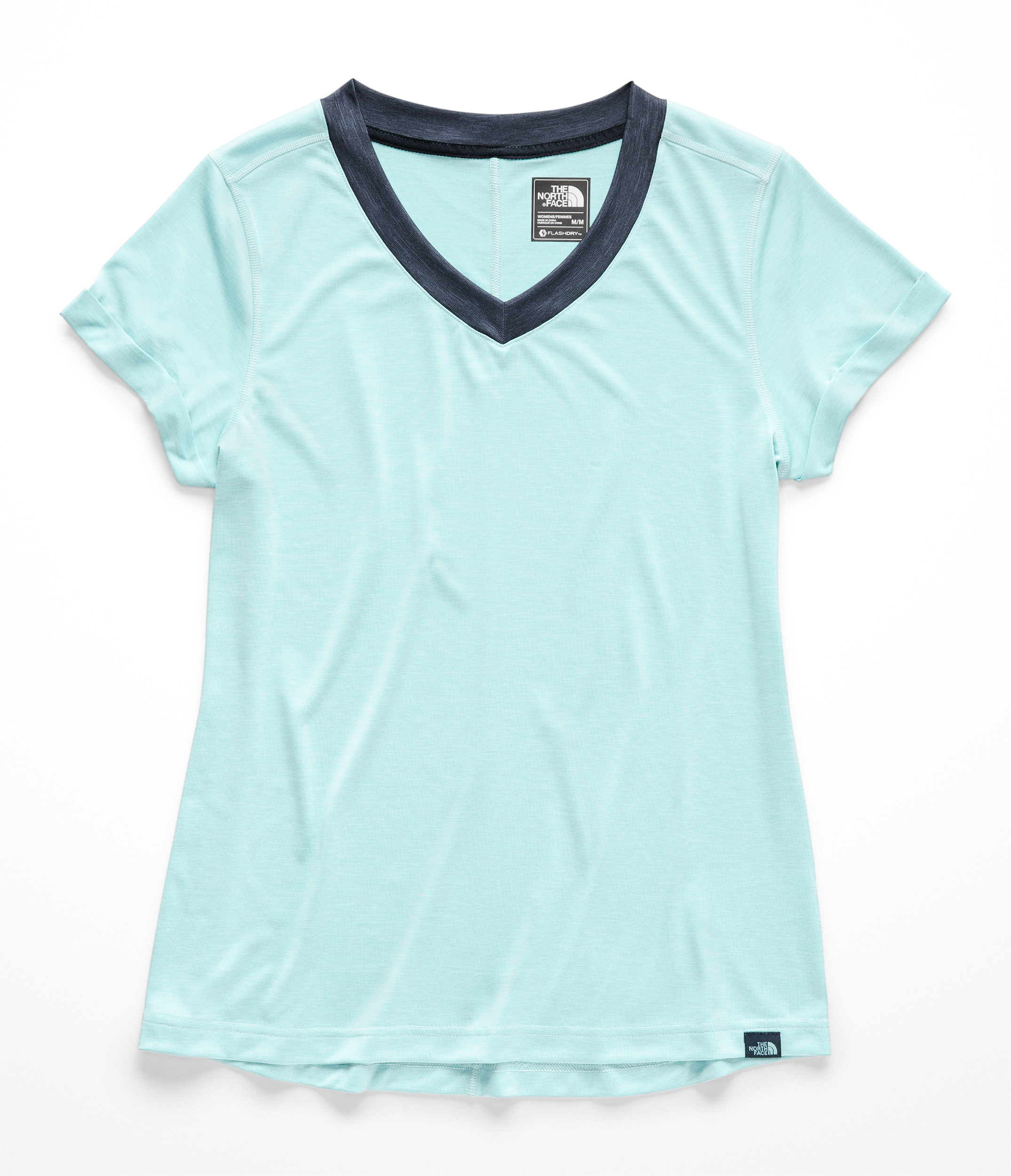 6a432df89 The North Face HyperLayer FD Short Sleeve V-Neck - Women's | MEC