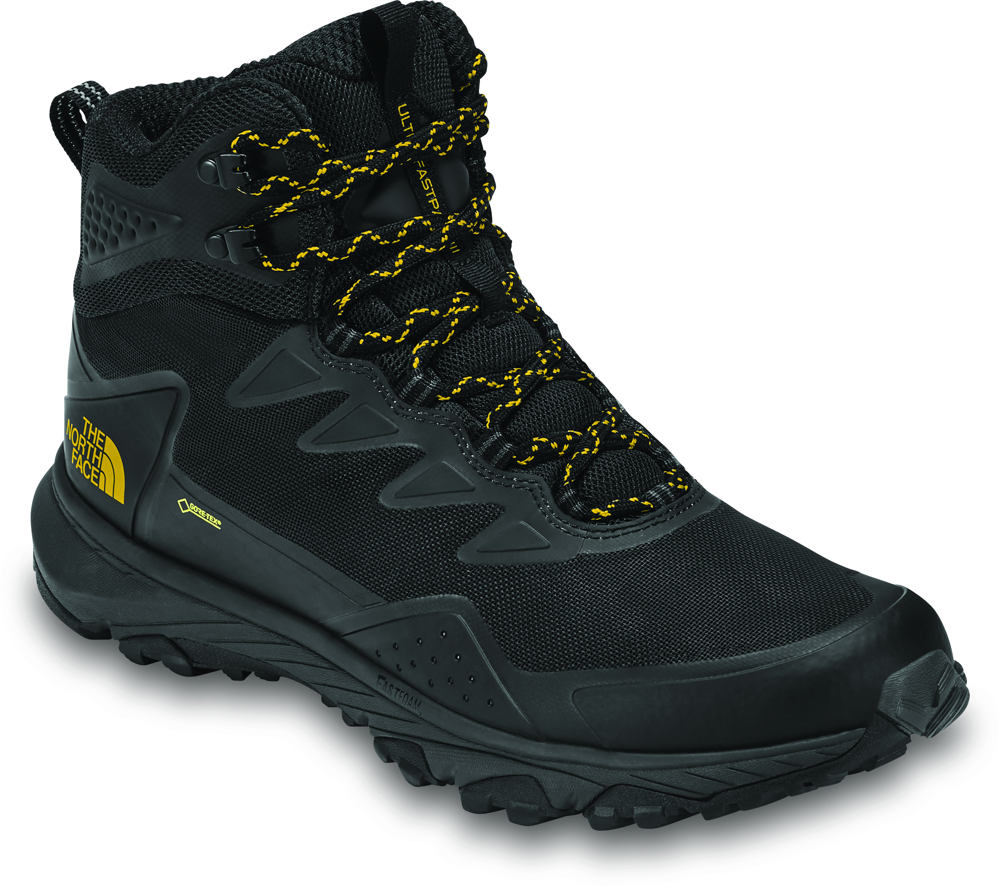 008364df262 The North Face Ultra Fastpack III Mid Gore-Tex Light Trail Shoes - Men's