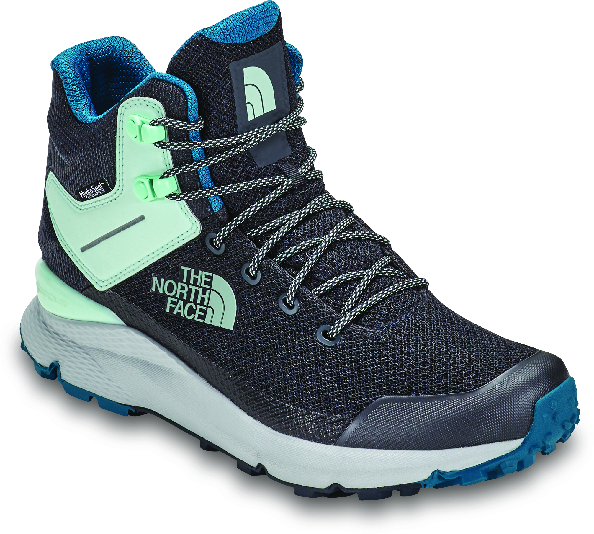 8e85a8f1b The North Face Vals Mid Waterproof Light Trail Shoes - Women's