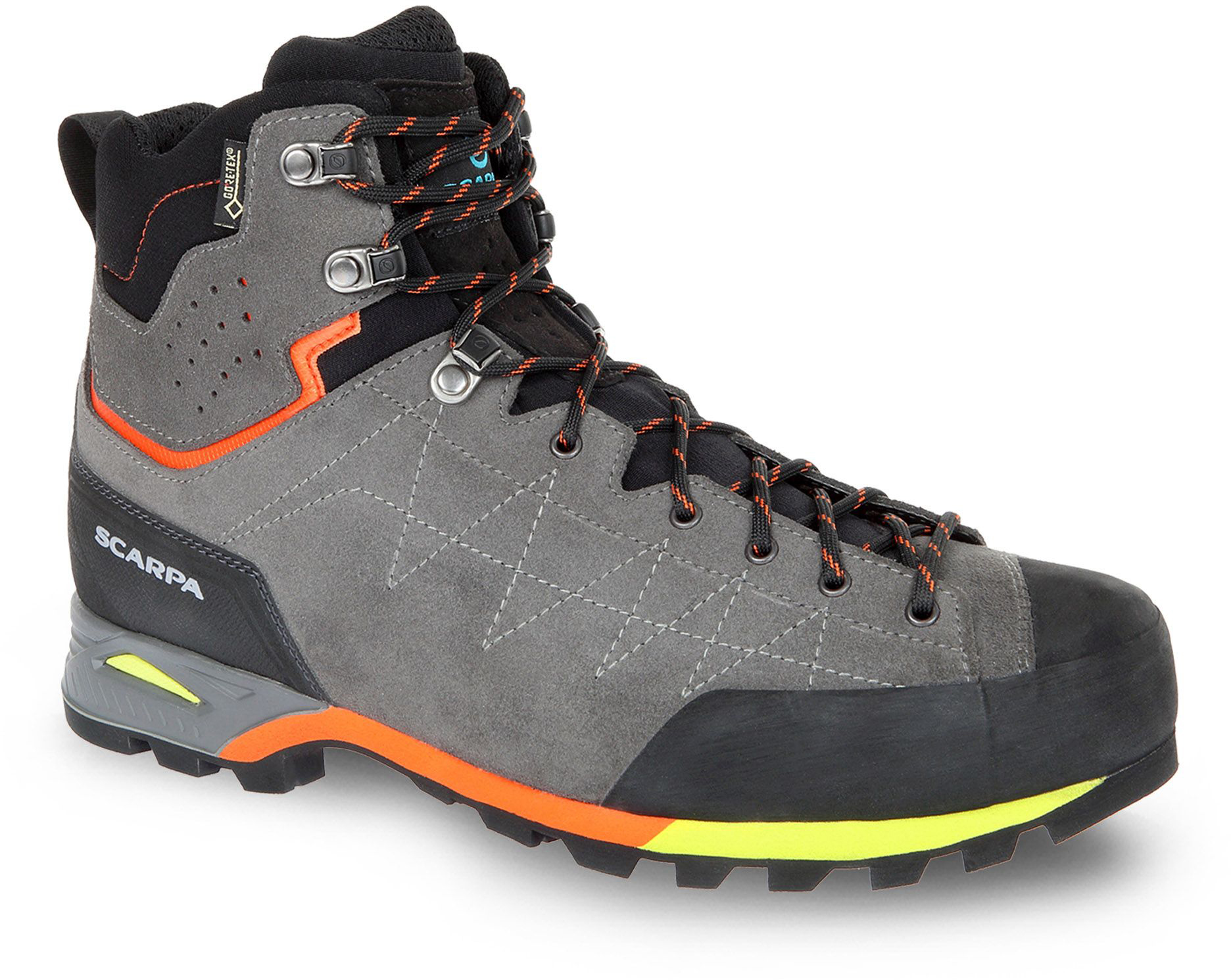 Scarpa Zodiac Plus Gore Tex Hiking Boots Men's