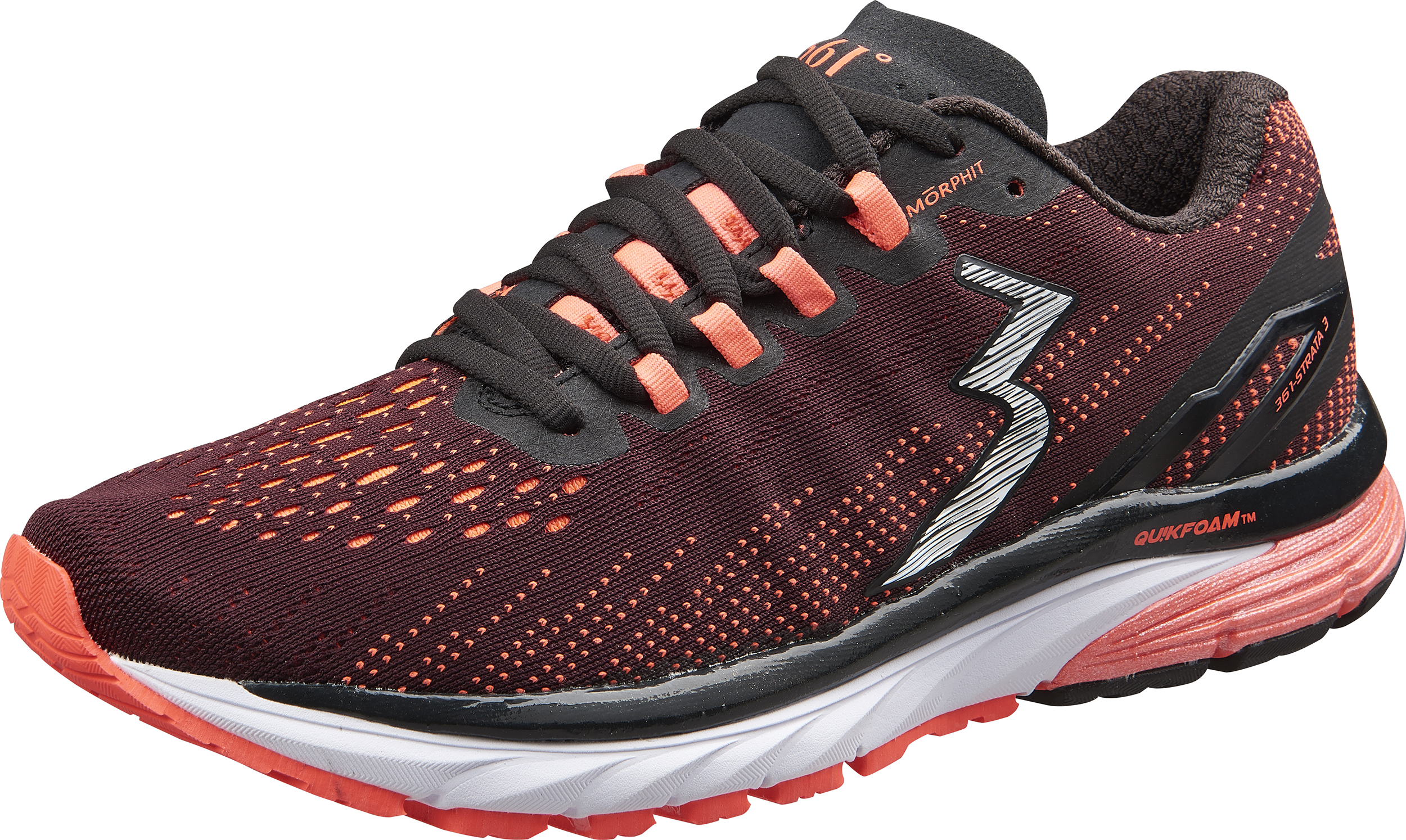 361 Degrees Strata 3 Road Running Shoes
