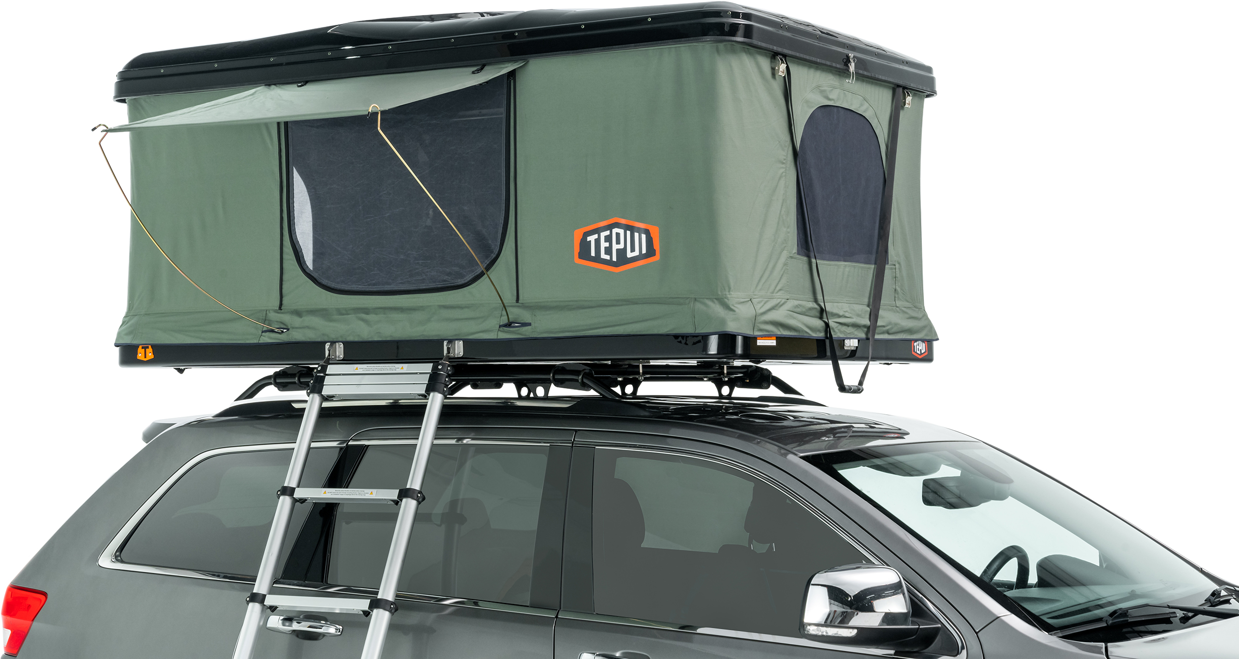 Tepui Hybox 2-Person Rooftop Tent | MEC