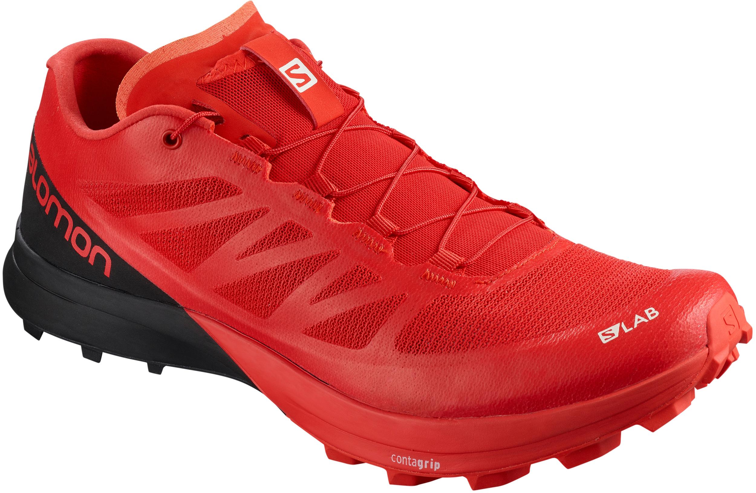 new arrival a265c 7024d Salomon S/LAB Sense 7 Soft Ground Trail Running Shoes - Unisex