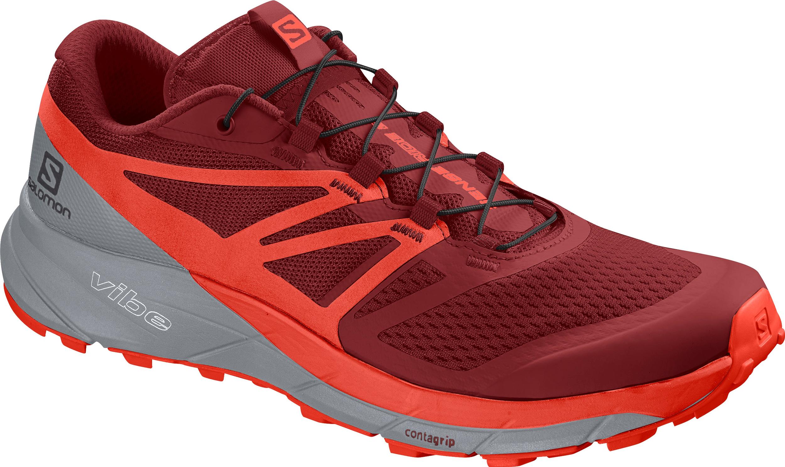 premium selection 24091 08cdc Salomon Sense Ride 2 Trail Running Shoes - Men's