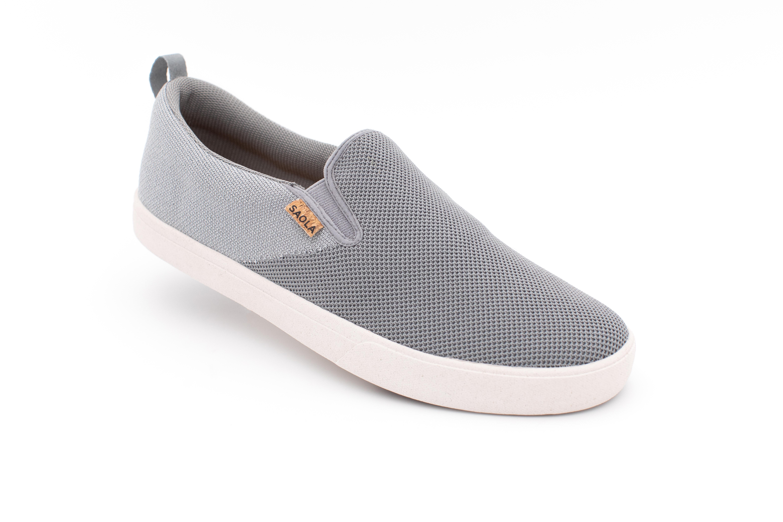 d924c77ed4 Saola Havasu Knit Recycled Vegan Slip On Shoes - Men's | MEC