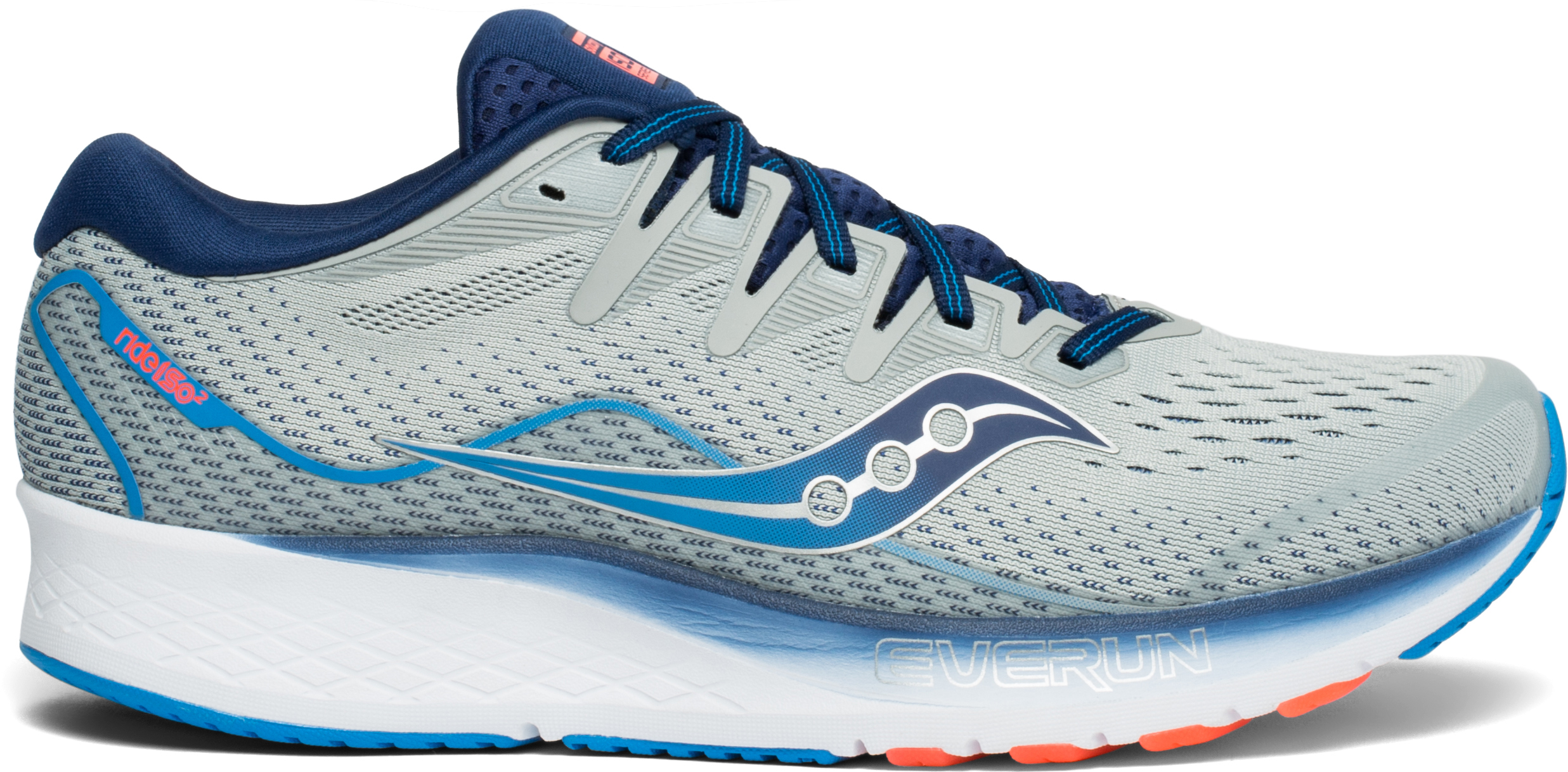 Saucony Ride ISO 2 Road Running Shoes