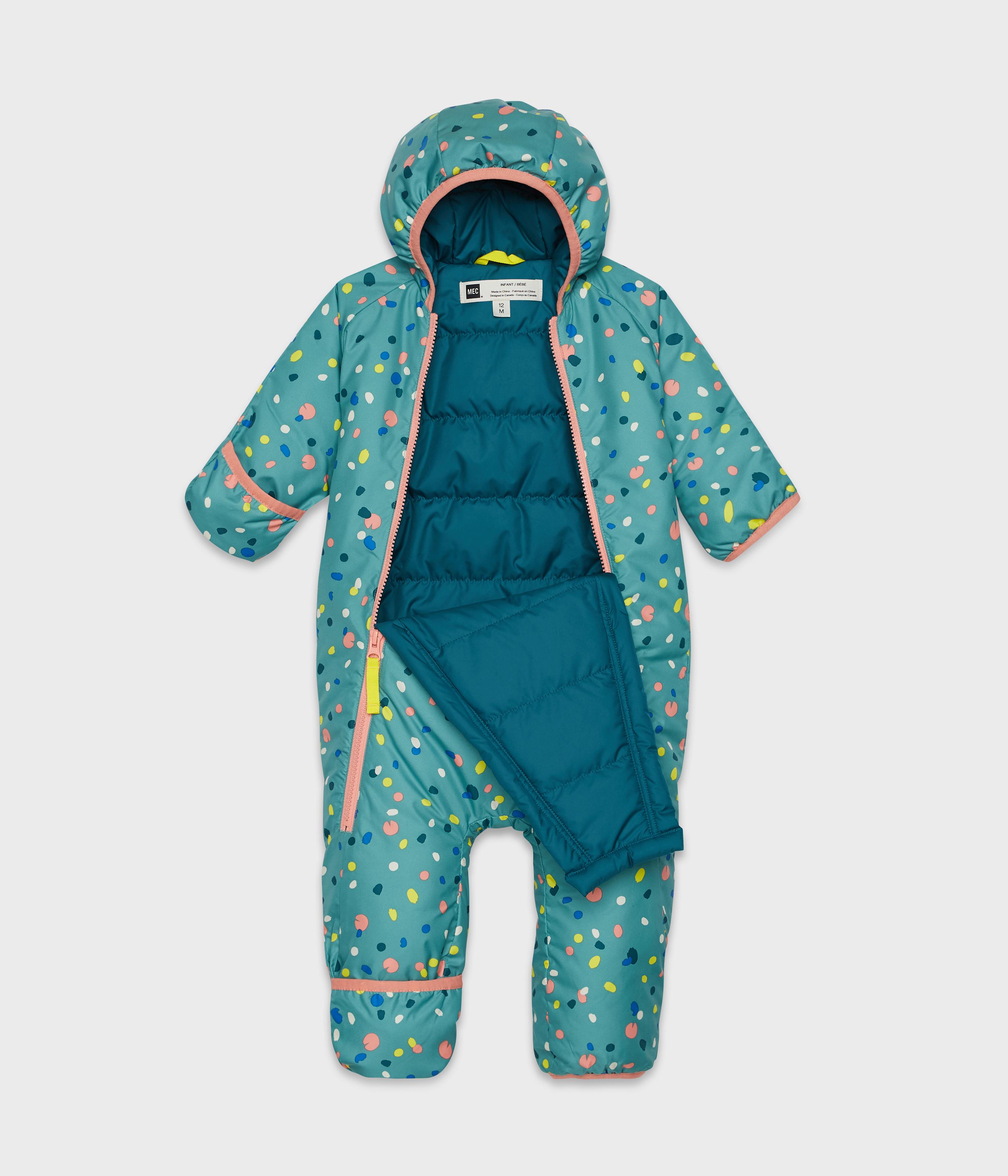645597d5f3 MEC Bundle Up Bunting Suit - Infants