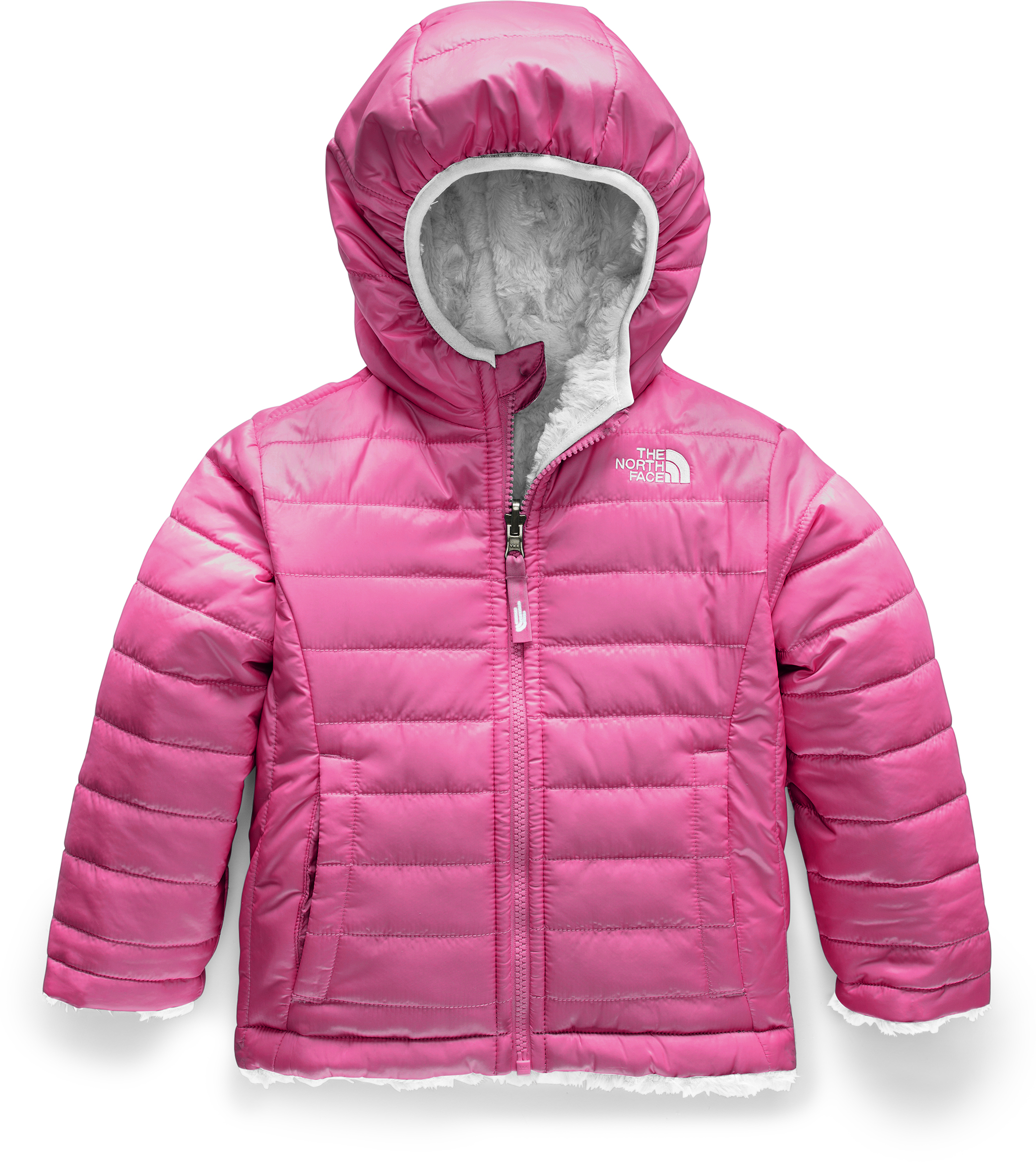 237093b60 The North Face Reversible Mossbud Swirl Jacket - Girls' - Children