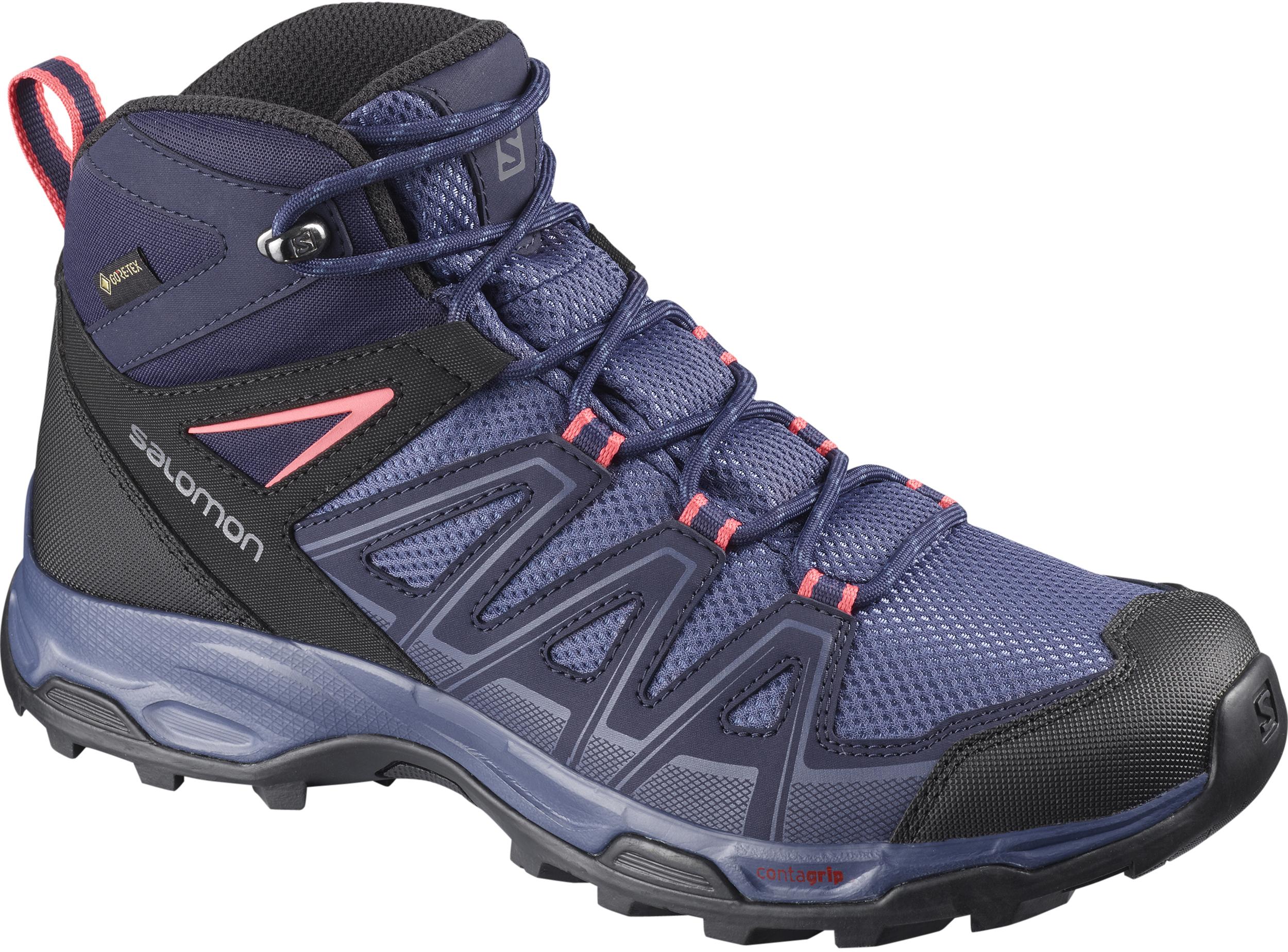 3117e52f48a Salomon Robson Mid GTX Light Hiking Boots - Women's