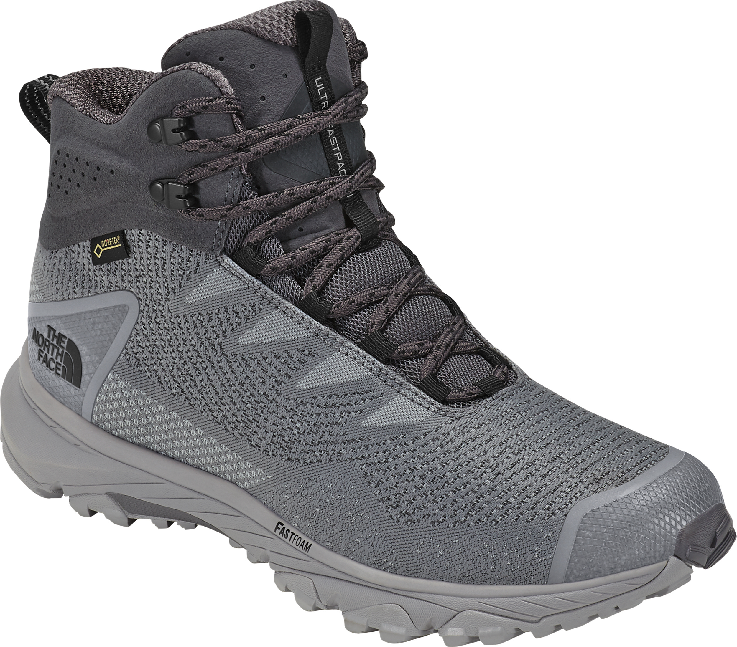 43468f38a The North Face Ultra Fastpack III Mid Gore-Tex Light Trail Shoes ...