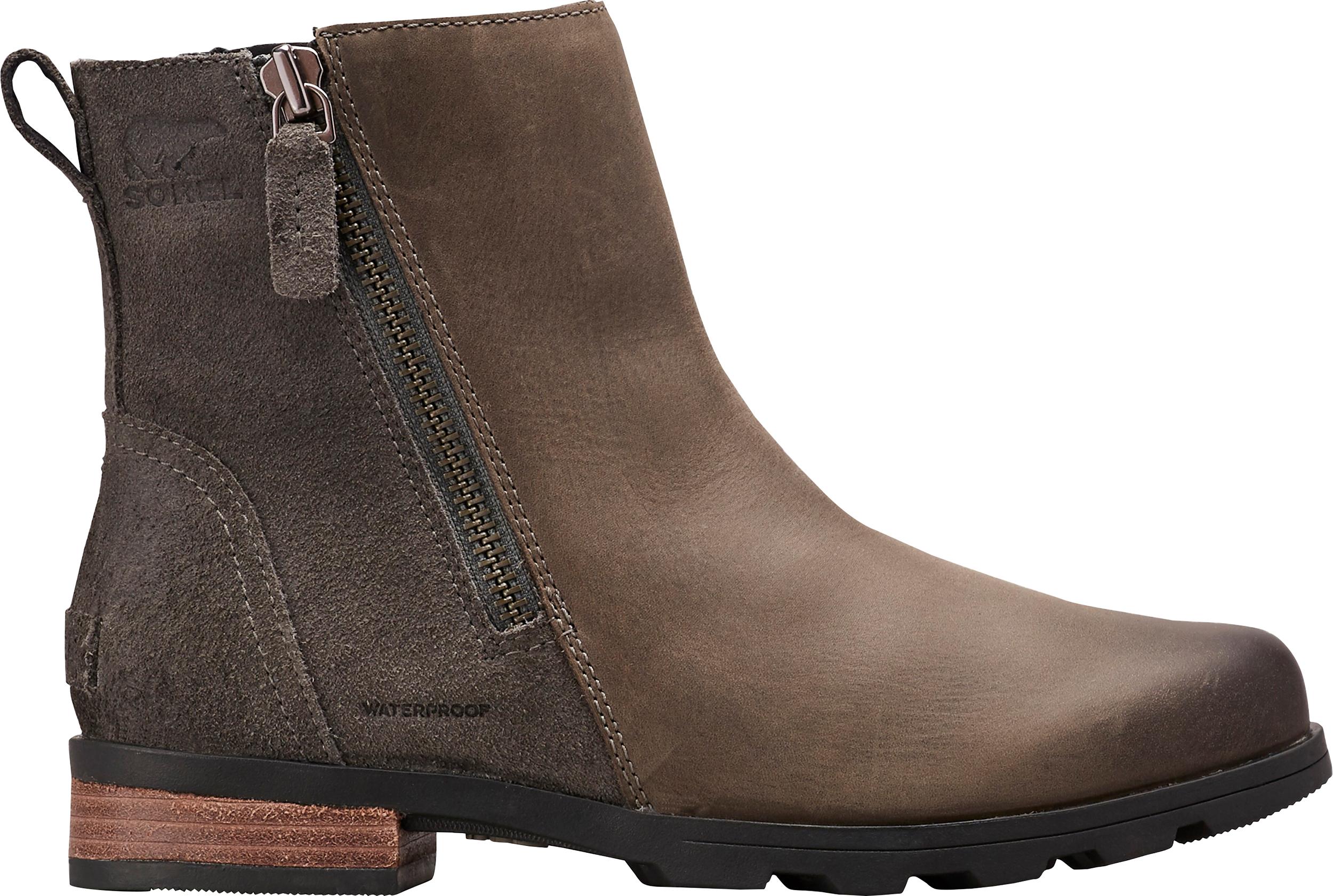 Sorel Emelie Waterproof Zip Boots