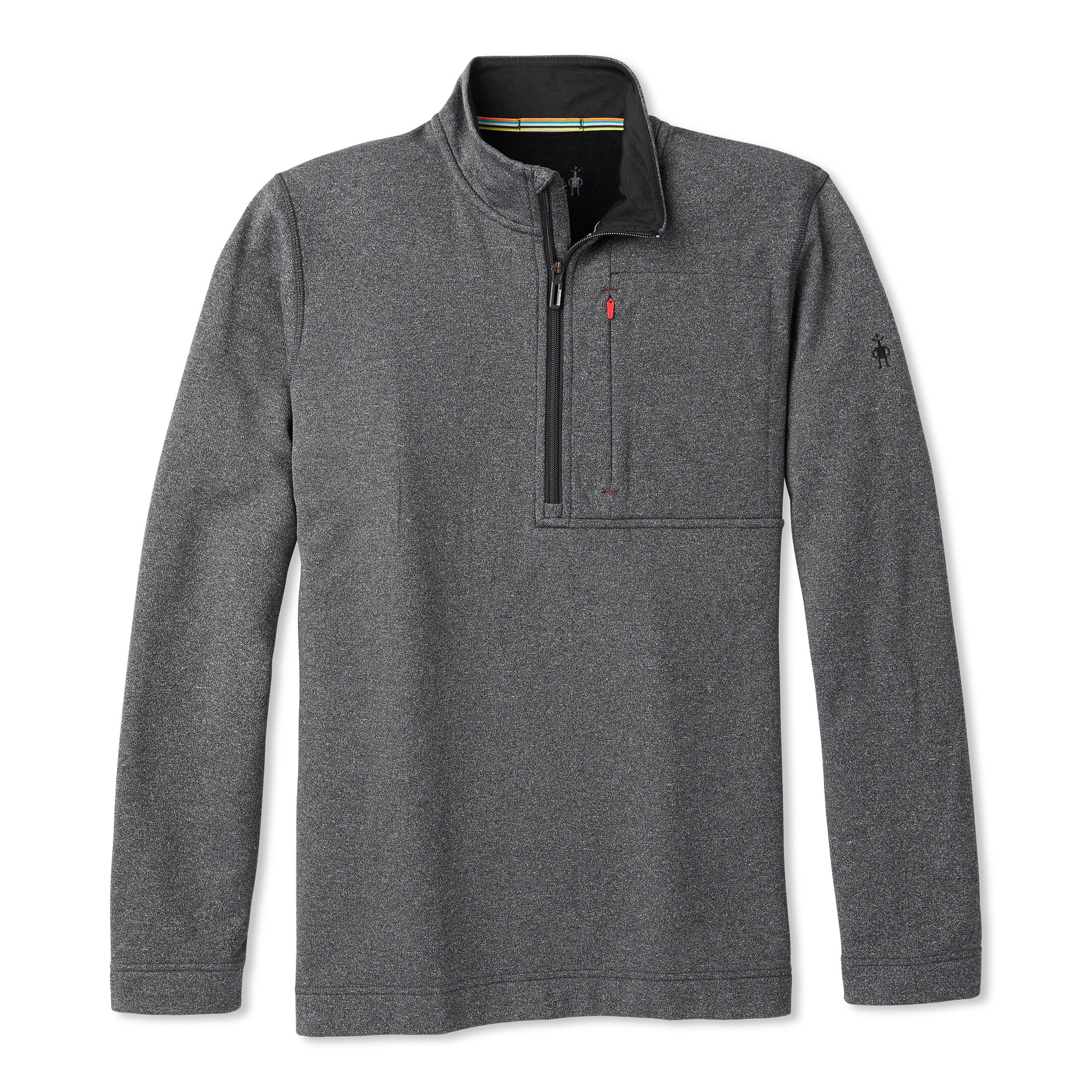 c1302c7fe Smartwool Merino Sport Fleece 1/2 Zip Top - Men's | MEC