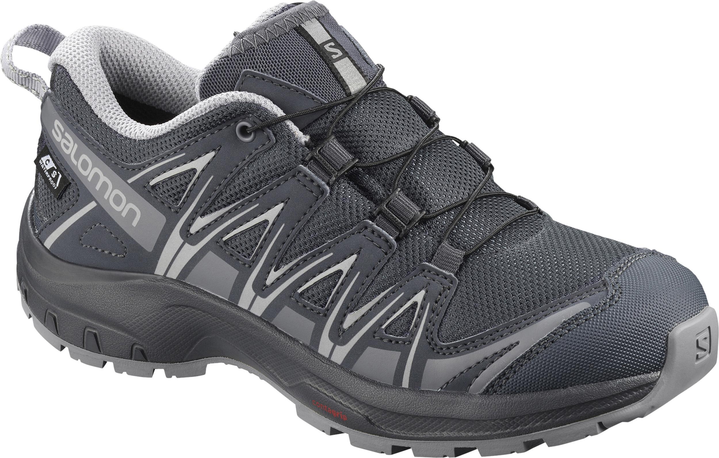 f3e00cf6a1 Salomon XA PRO 3D CSWP Nocturne Shoes - Youths