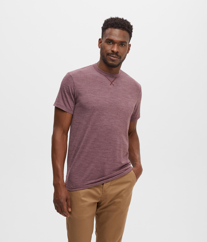 ae42e6eff3b MEC All Day Merino Short Sleeve T-shirt - Men's