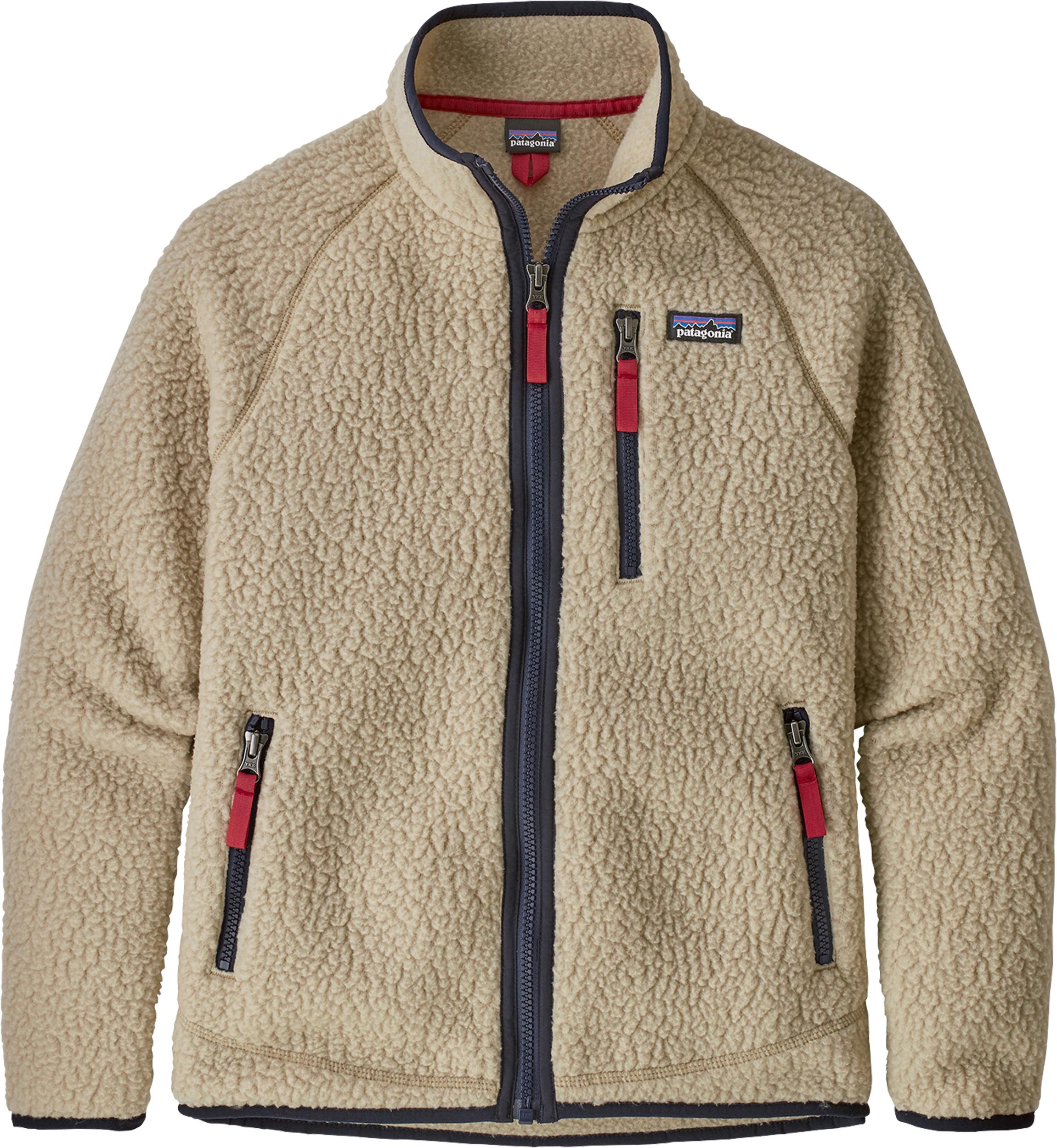 e896c65d6 Patagonia Retro Pile Jacket - Boys'