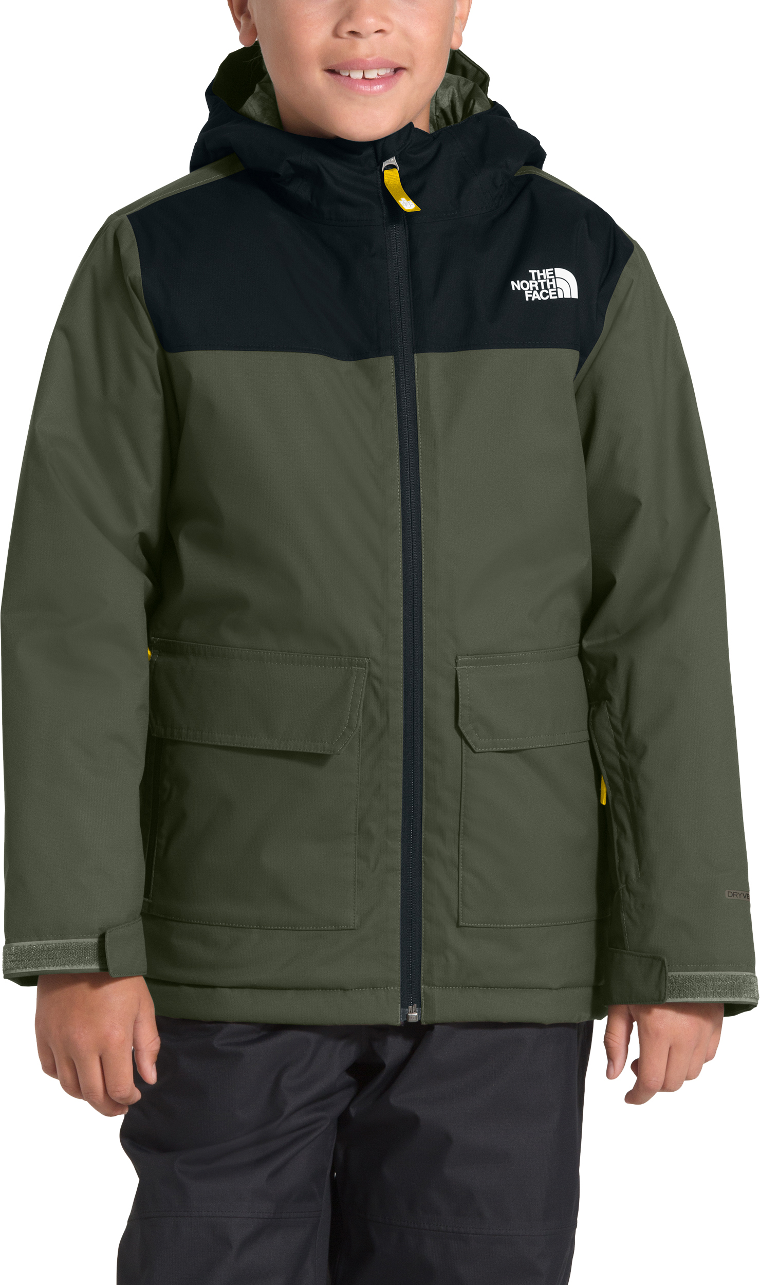 03a002386 The North Face Freedom Insulated Jacket - Boys' - Children to Youths ...