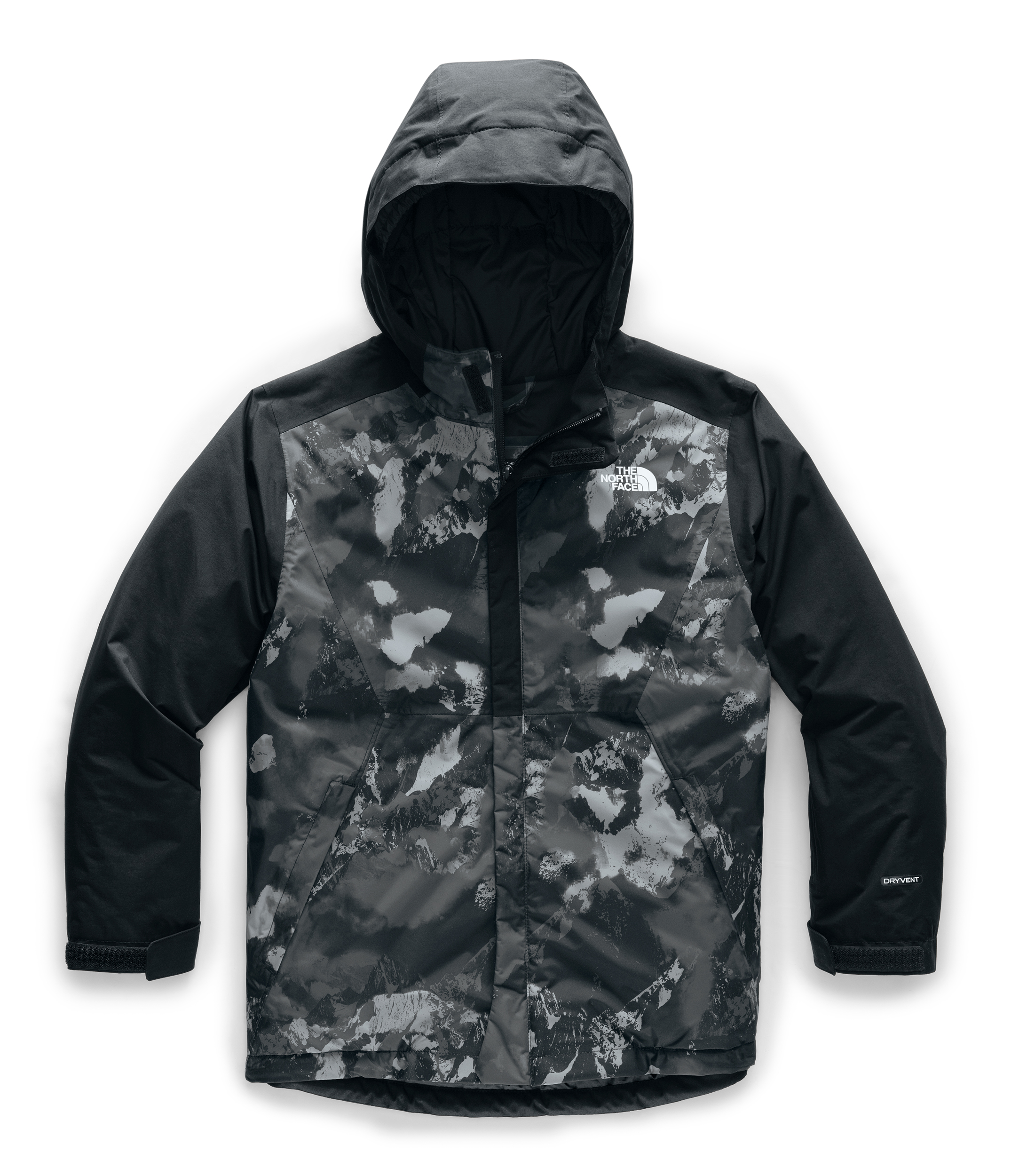 47e294a5f The North Face Brayden Insulated Jacket - Boys' - Children to Youths ...