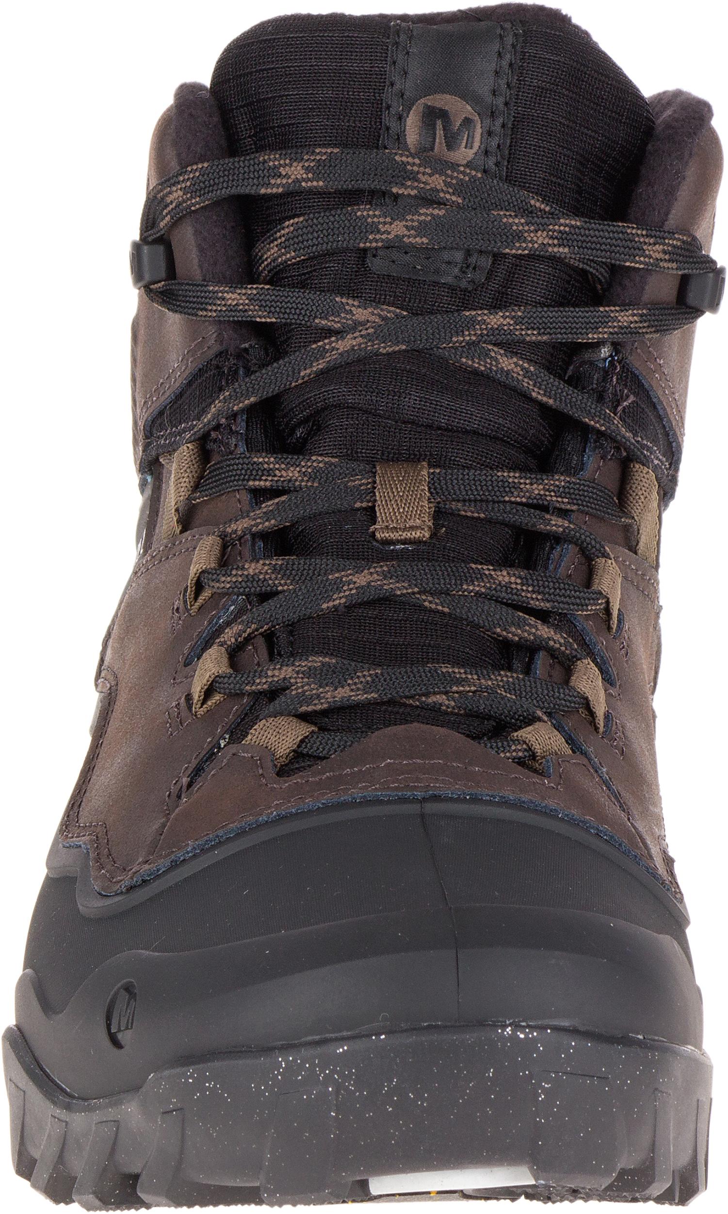 3d121c791bc Merrell Overlook 6 Ice+ Arctic Grip Waterproof Winter Boots - Men's ...