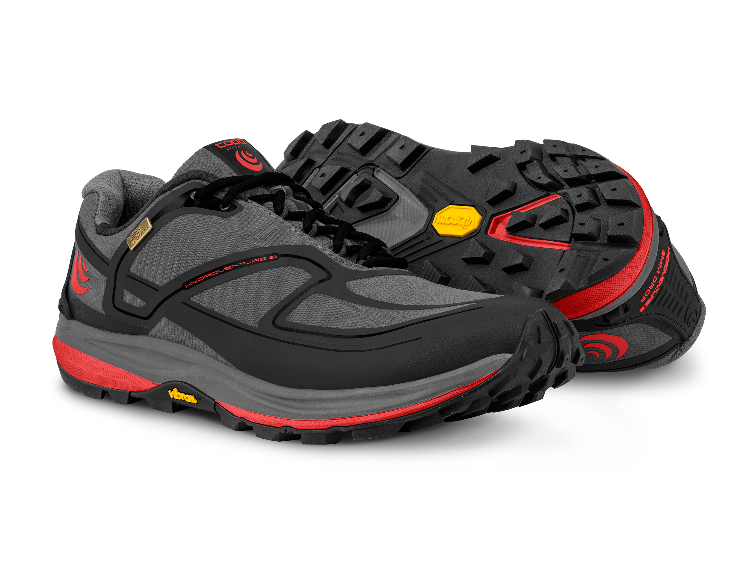 online store ca238 1d4ef Topo Athletic Hydroventure 2 Waterproof Trail Running Shoes - Men's