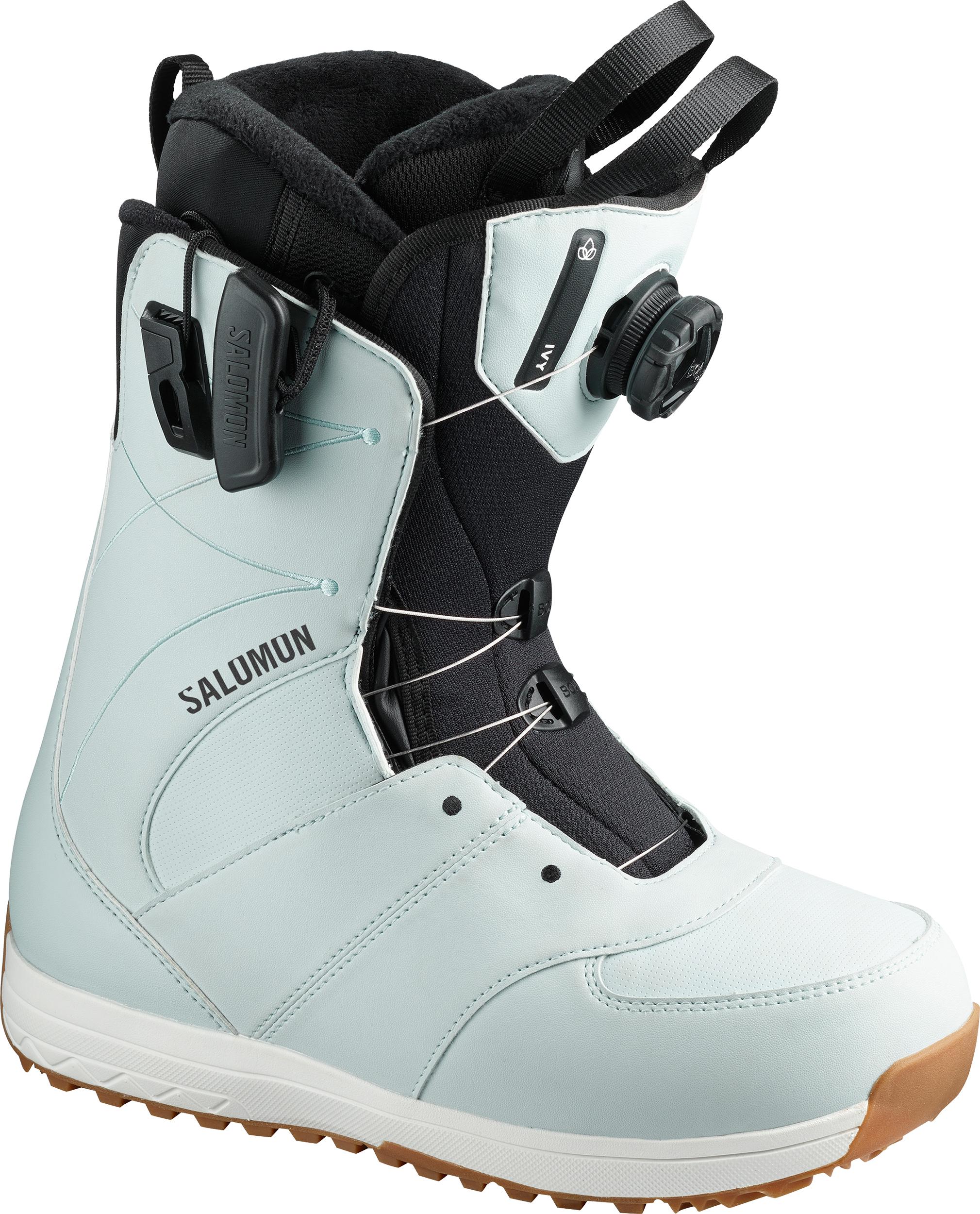 houkutteleva hinta mistä ostaa 100% aito Salomon Ivy Boa SJ Snowboard Boots - Women's