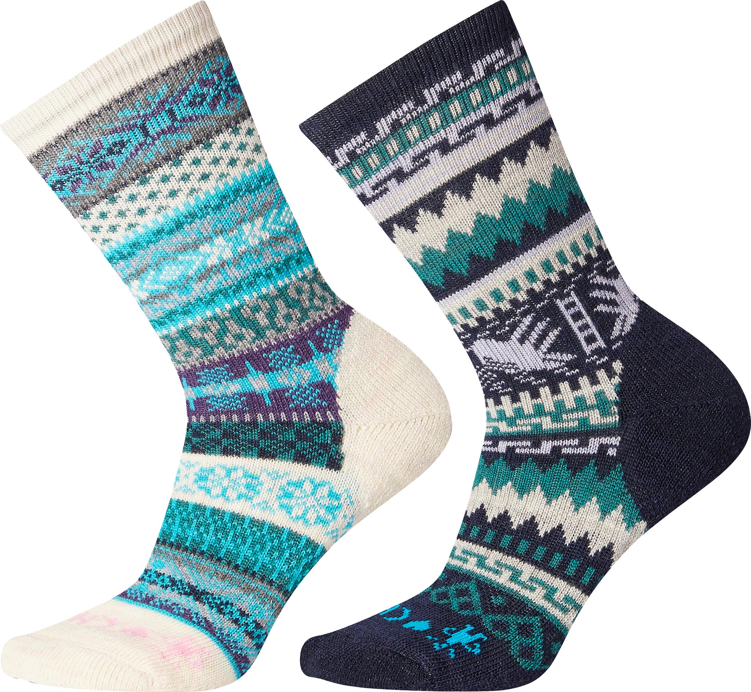 Smartwool Womens Saturnsphere Socks Femme