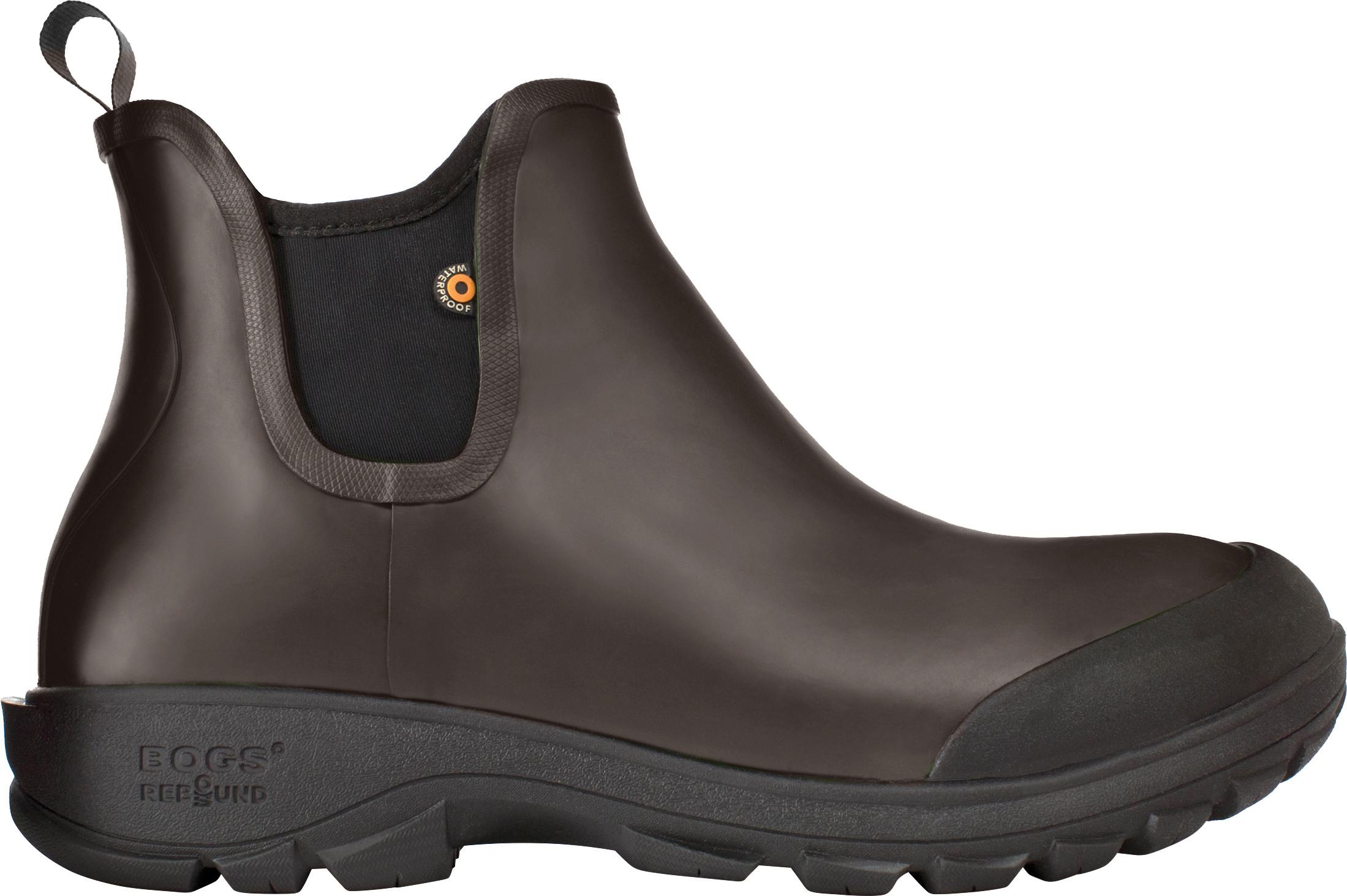 Bogs Sauvie Slip on Rain Boots - Men's