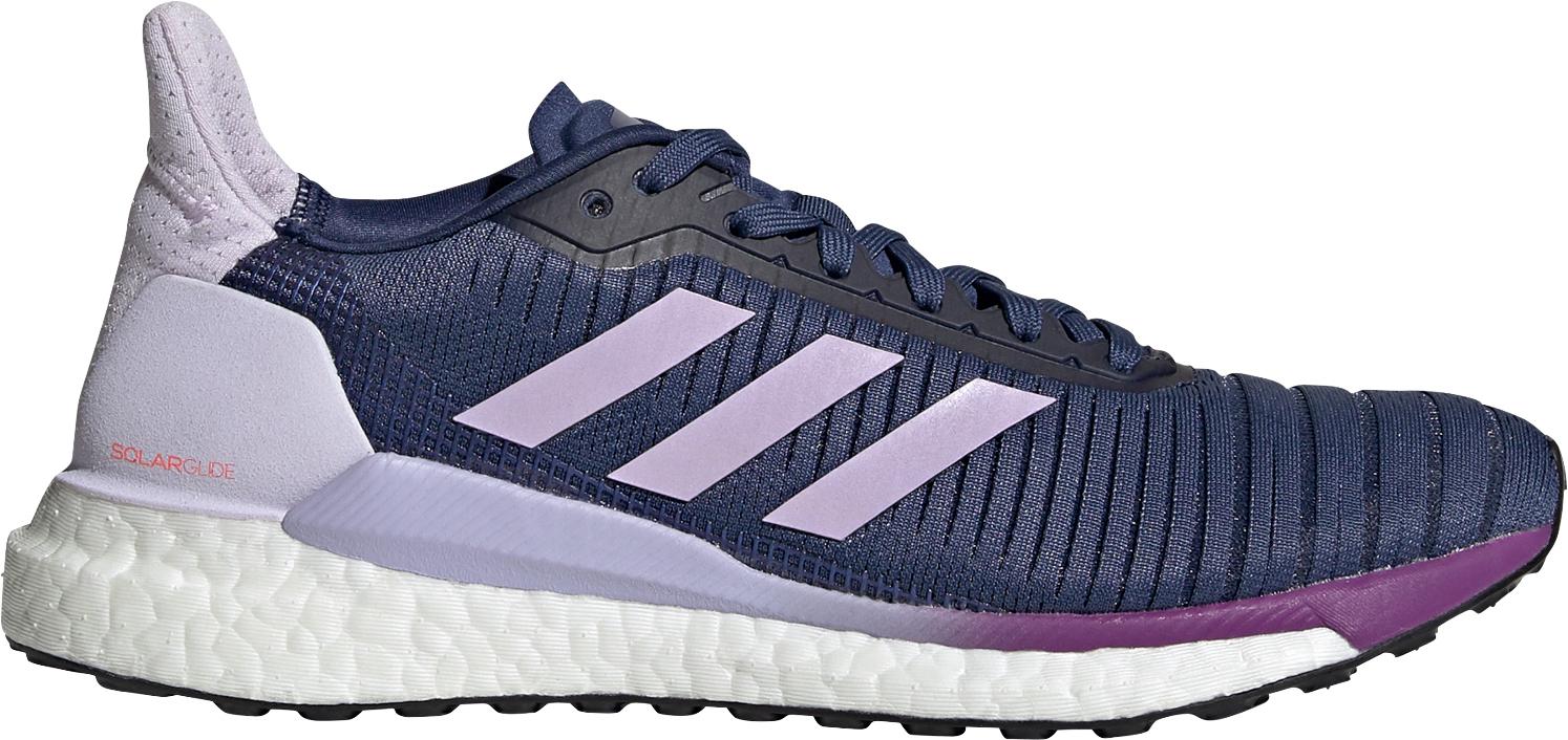 Adidas Solar Glide Road Running Shoes - Women's