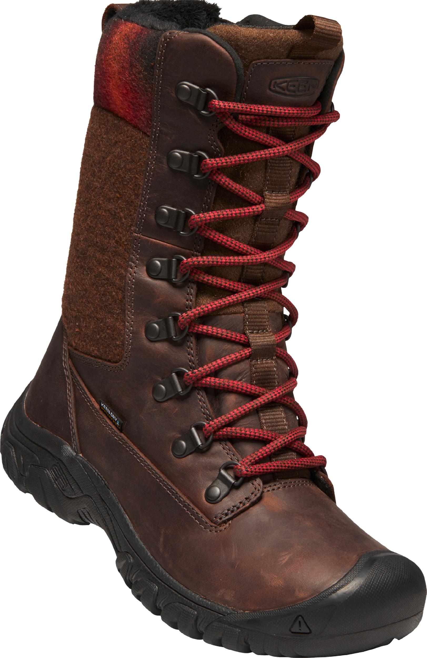 Keen Greta Tall Waterproof Winter Boots