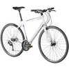 Vélo Silhouette Blanc/Argent