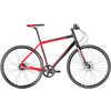 Vélo Hold Steady Rouge/Noir