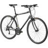 Midtown Bicycle Black/Silver