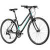 Midtown Bicycle Black/Teal