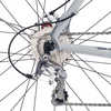 X-Bow All Road Disc Bicycle Silver