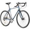 Vélo National Bleu/Argent