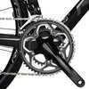 Vélo de route Fenix CR50 avec freins à disque Noir/Blanc